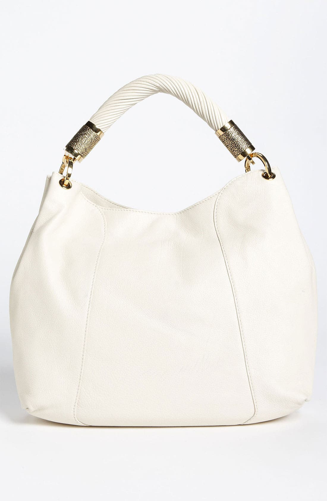 Alternate Image 4  - Michael Kors 'Tonne' Leather Hobo