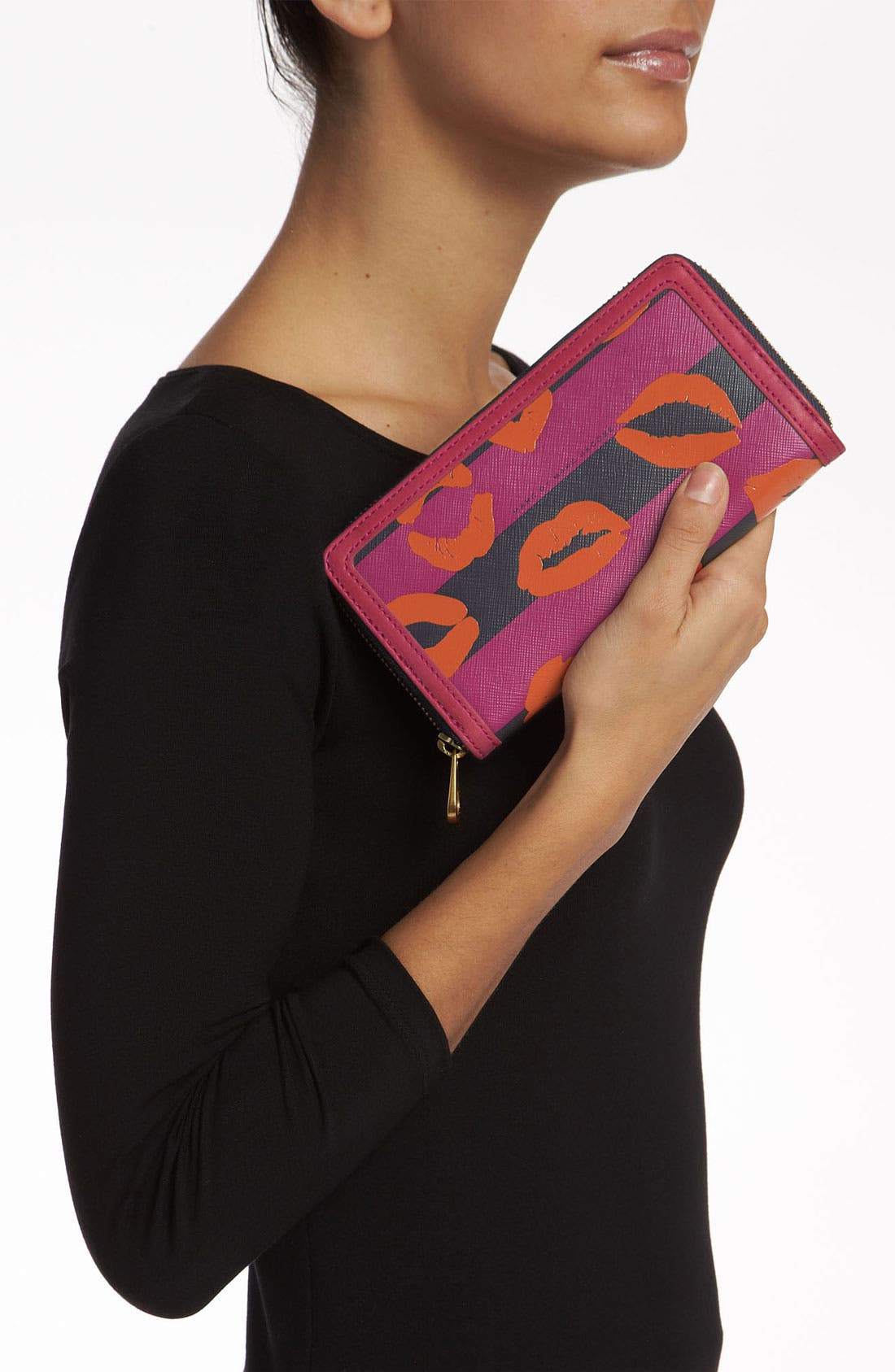 Alternate Image 2  - MARC BY MARC JACOBS 'Eazy Pouch - Slim Zippy' Wallet