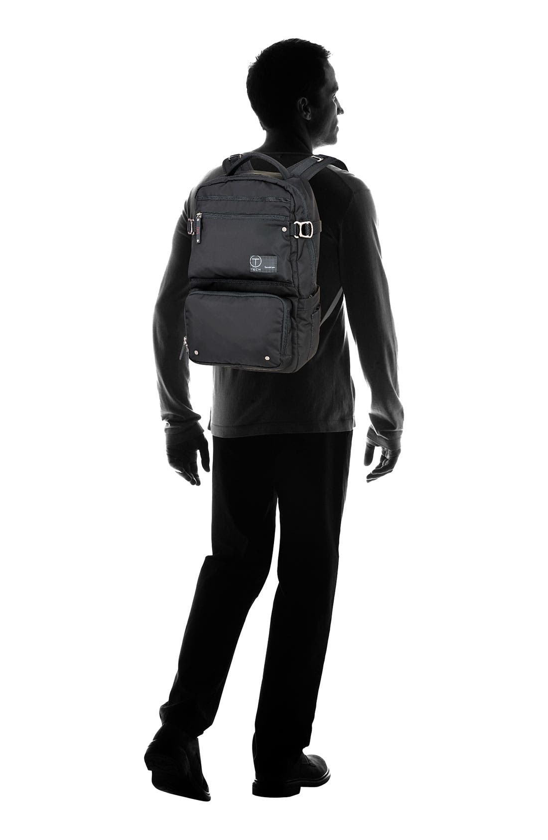 Alternate Image 6  - Tumi 'T-Tech Icon - Melville' Zip Top BriefPack®