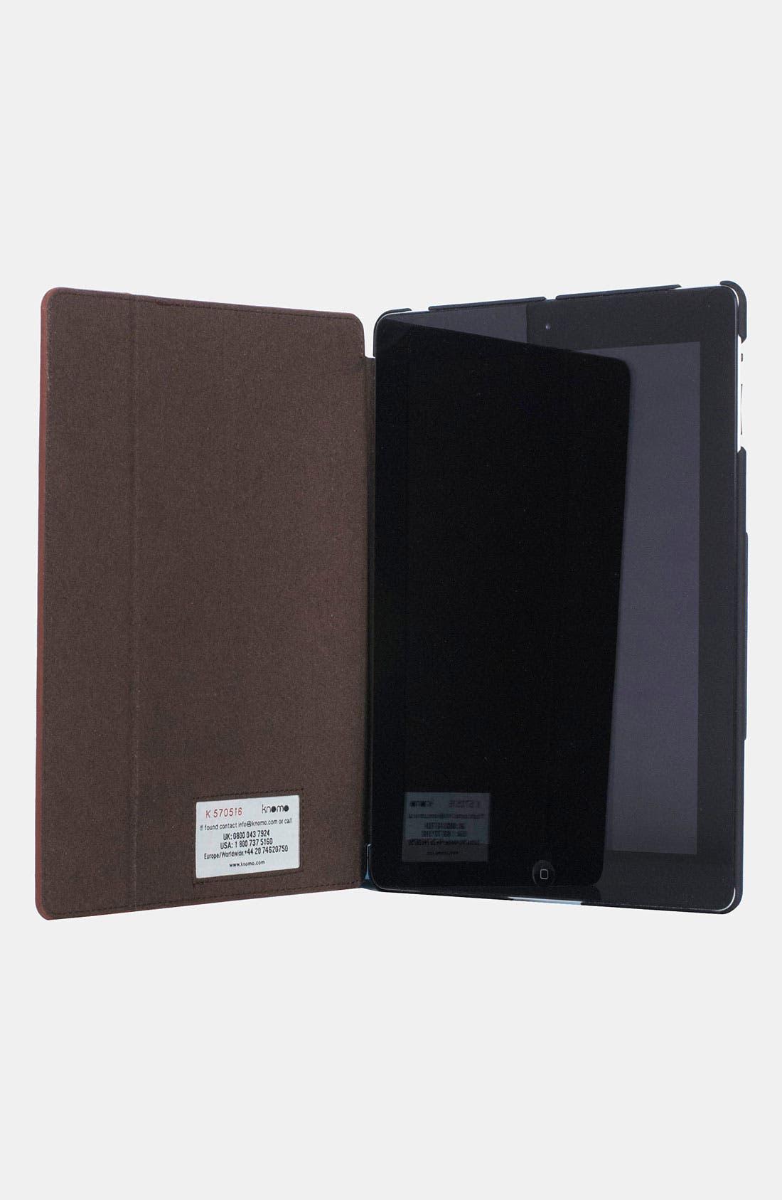 Alternate Image 4  - KNOMO London iPad 3 Portfolio Case