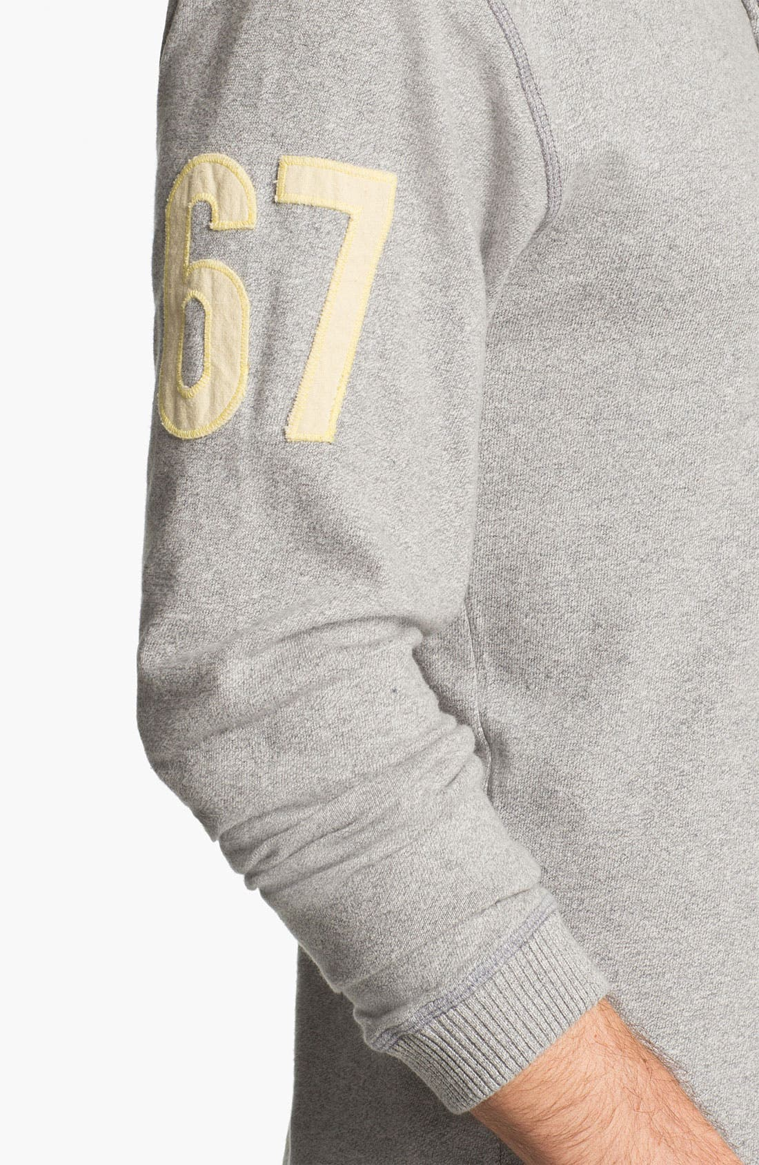 Alternate Image 3  - Red Jacket 'Penguins - Ten Grand' Long Sleeve T-Shirt