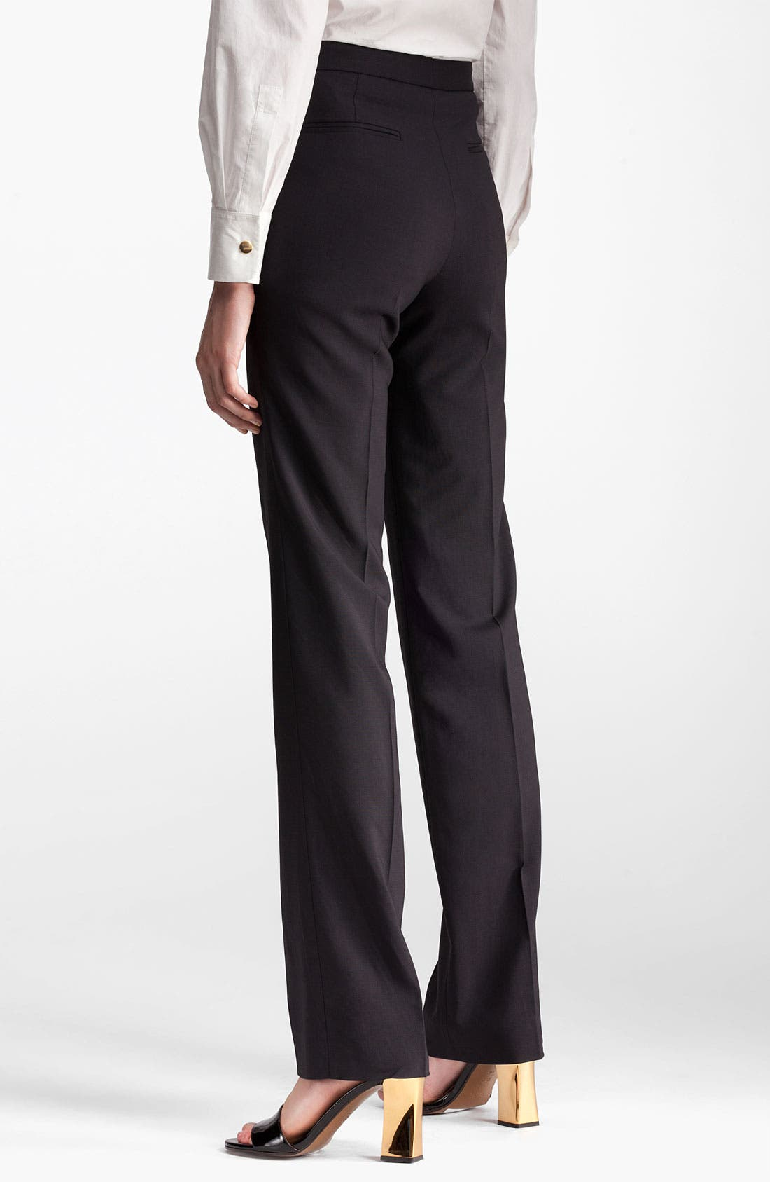 Alternate Image 2  - Marni Straight Leg Wool Pants
