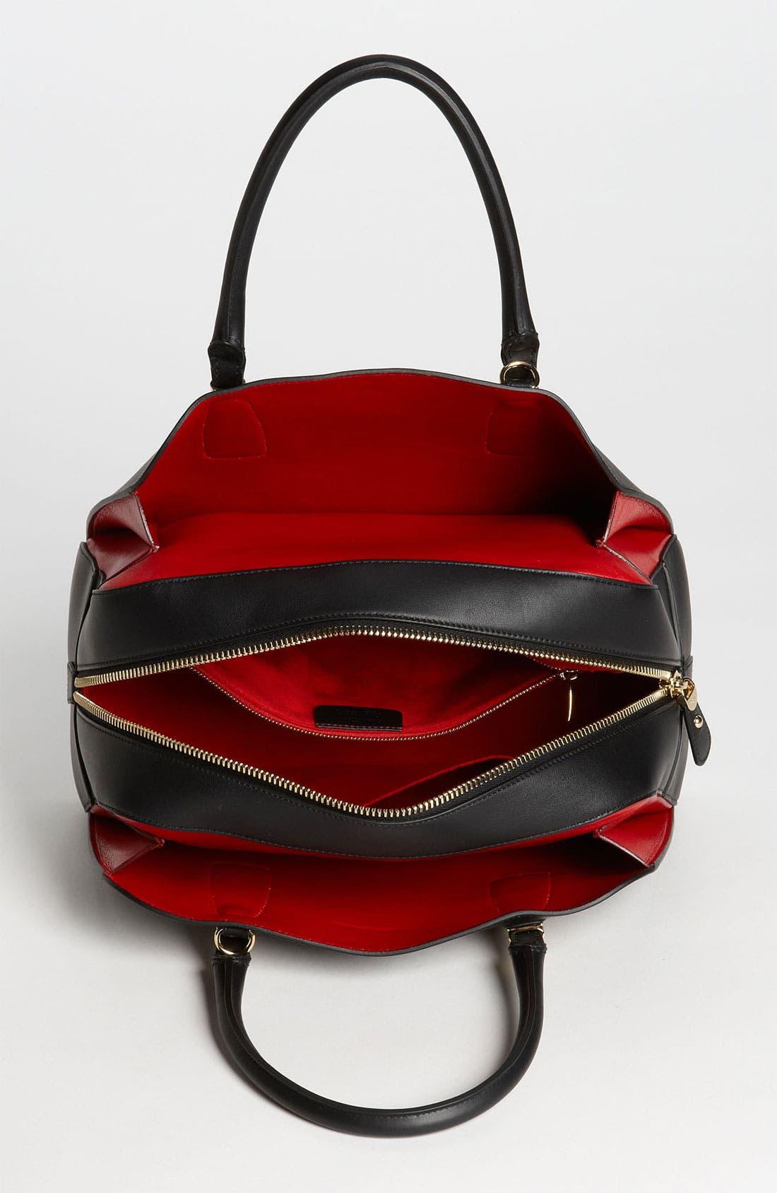 Alternate Image 3  - Salvatore Ferragamo 'Emmy - Small' Leather Crossbody Bag