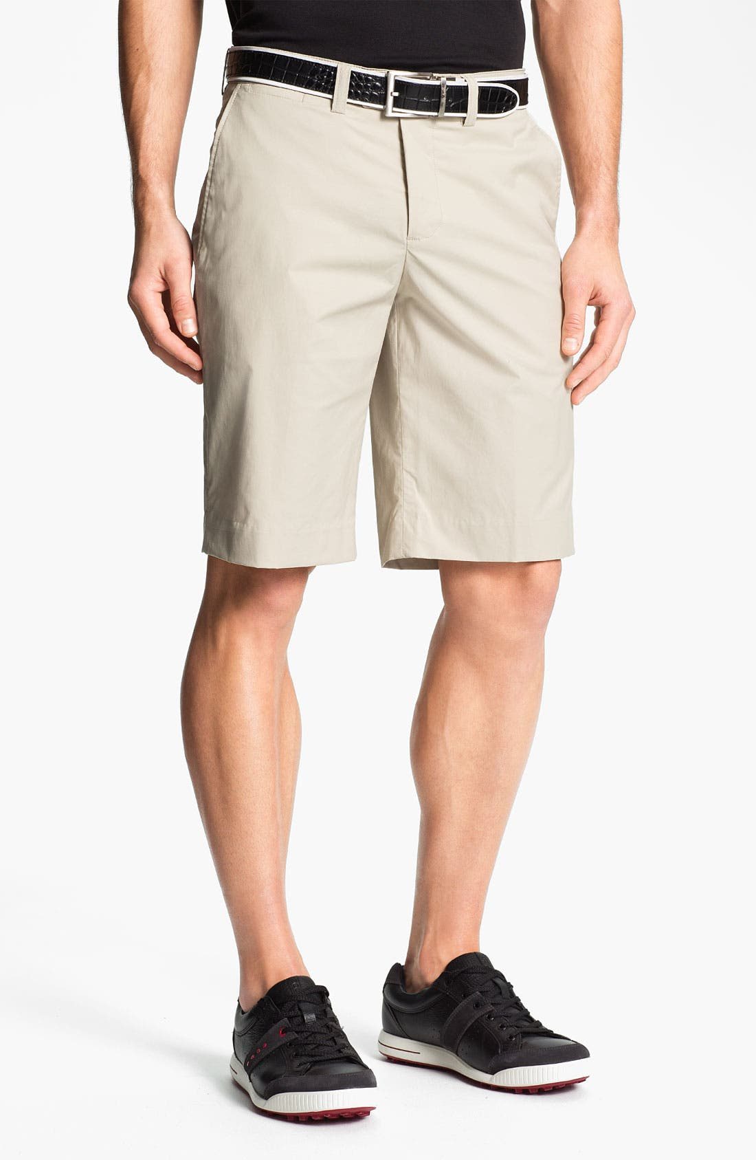 Alternate Image 1 Selected - Aquascutum Golf 'Mash' Golf Shorts (Online Only)