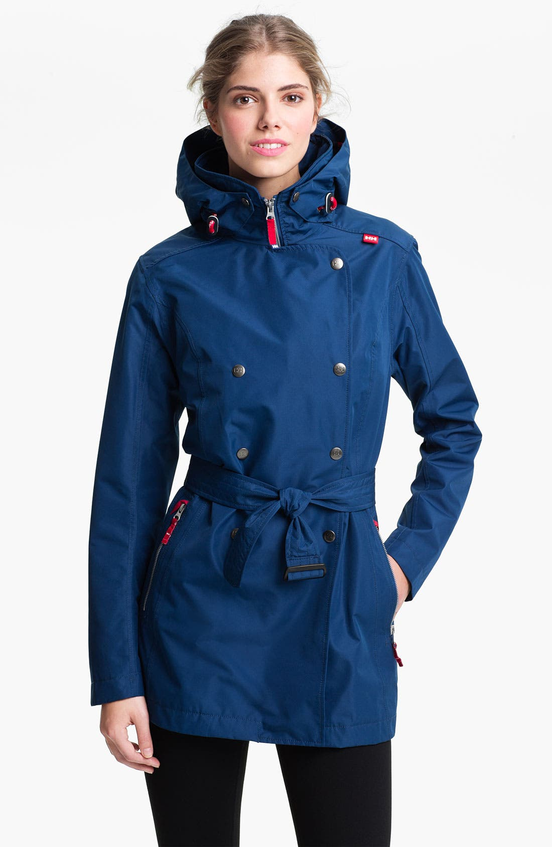 Alternate Image 1 Selected - Helly Hansen 'Welsey' Trench