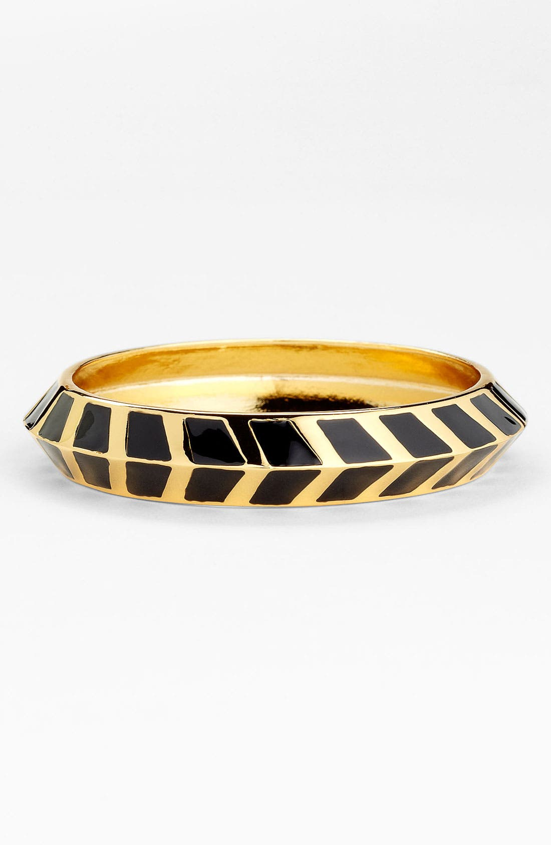 Alternate Image 1 Selected - Vince Camuto Chevron Bangle