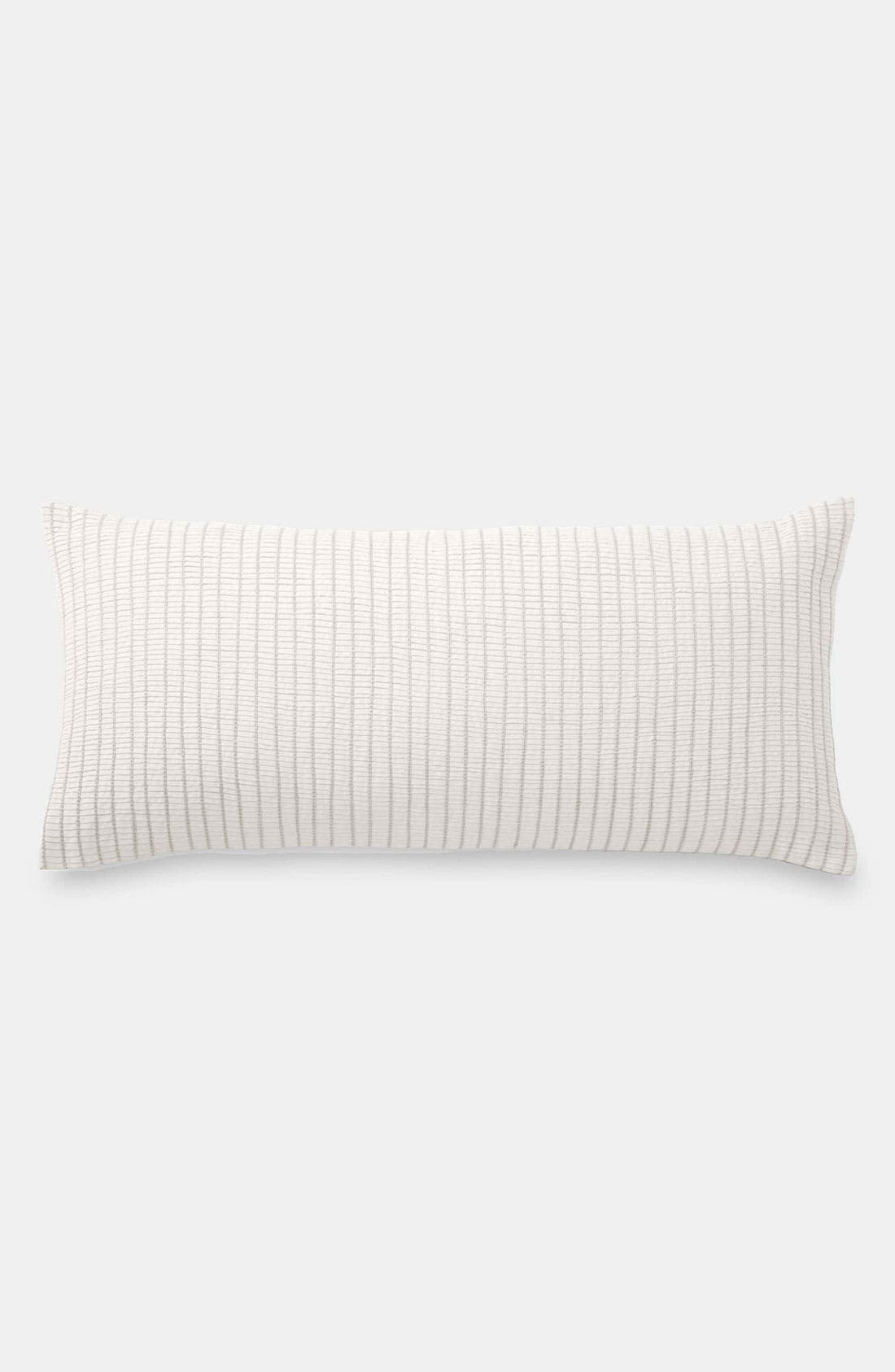 Alternate Image 1 Selected - DKNY Pintuck Pleat Pillow