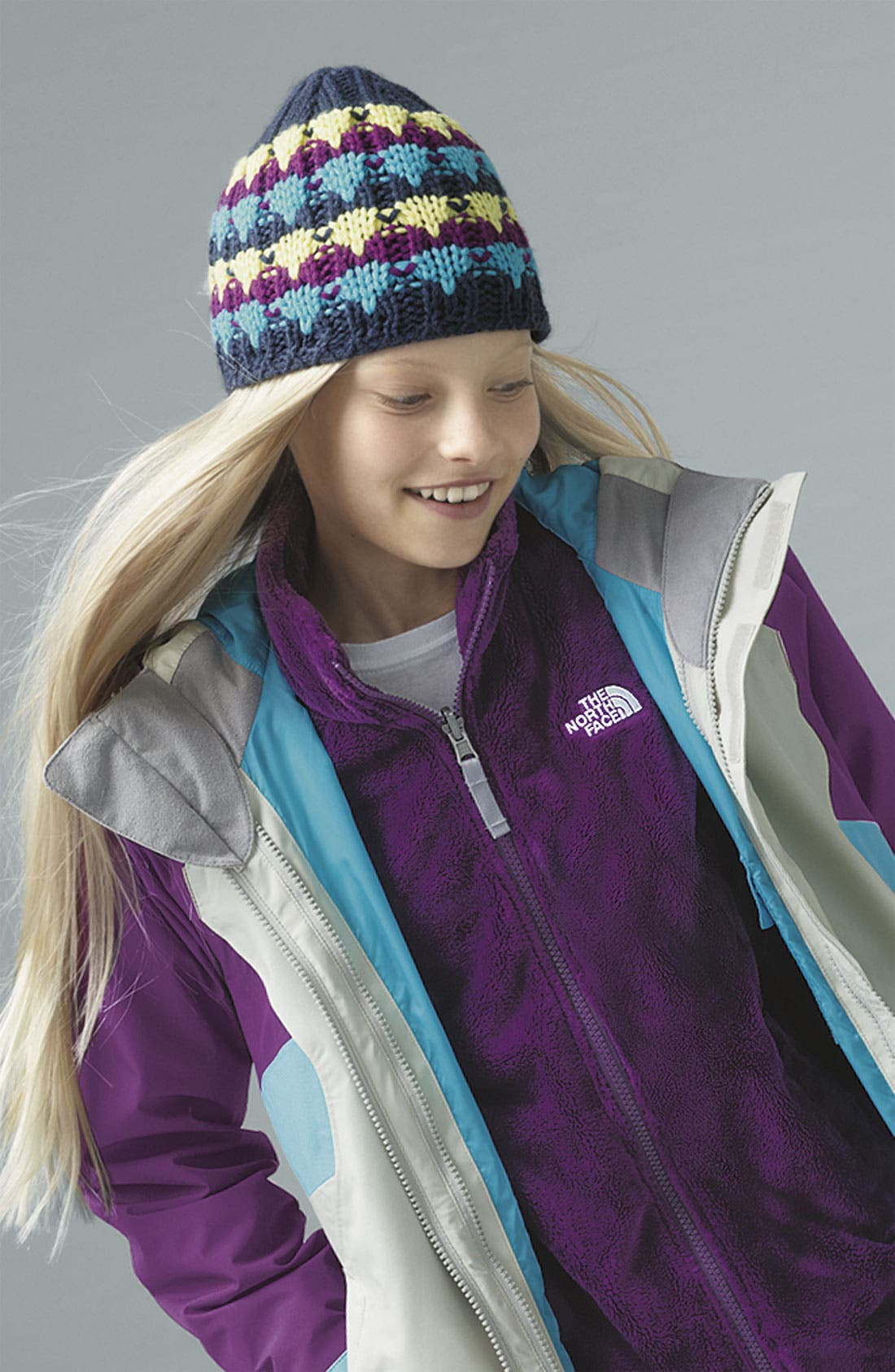 Alternate Image 2  - The North Face 'Lizzy Bizzy' Beanie (Girls)