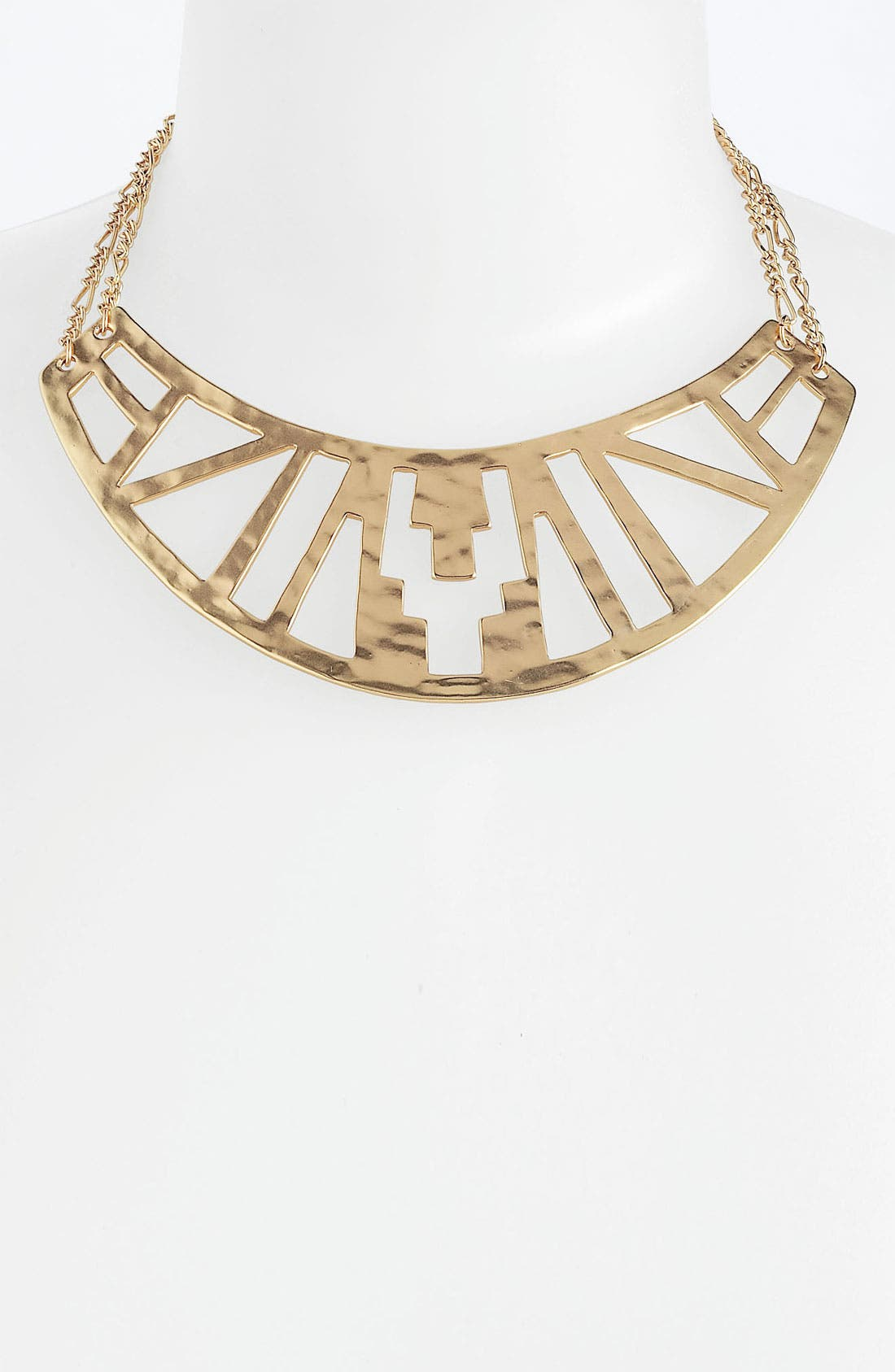 Main Image - Nordstrom Tribal Bib Necklace