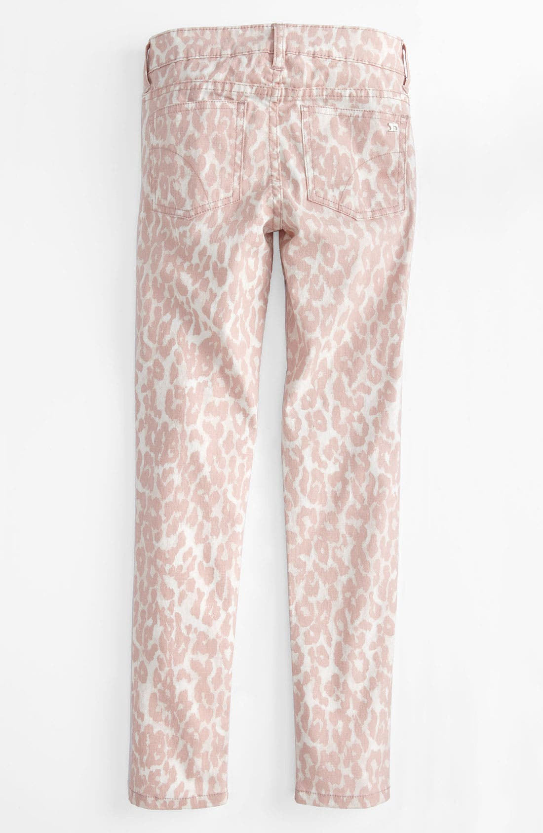 Alternate Image 1 Selected - Joe's Printed Ultra Slim Fit Denim Leggings (Big Girls)