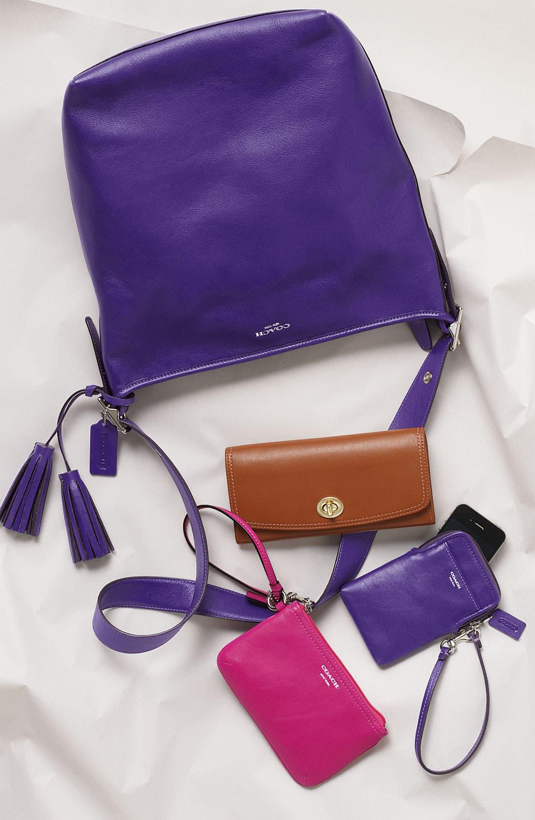 Alternate Image 5  - COACH 'Legacy - Slim' Leather Envelope Wallet