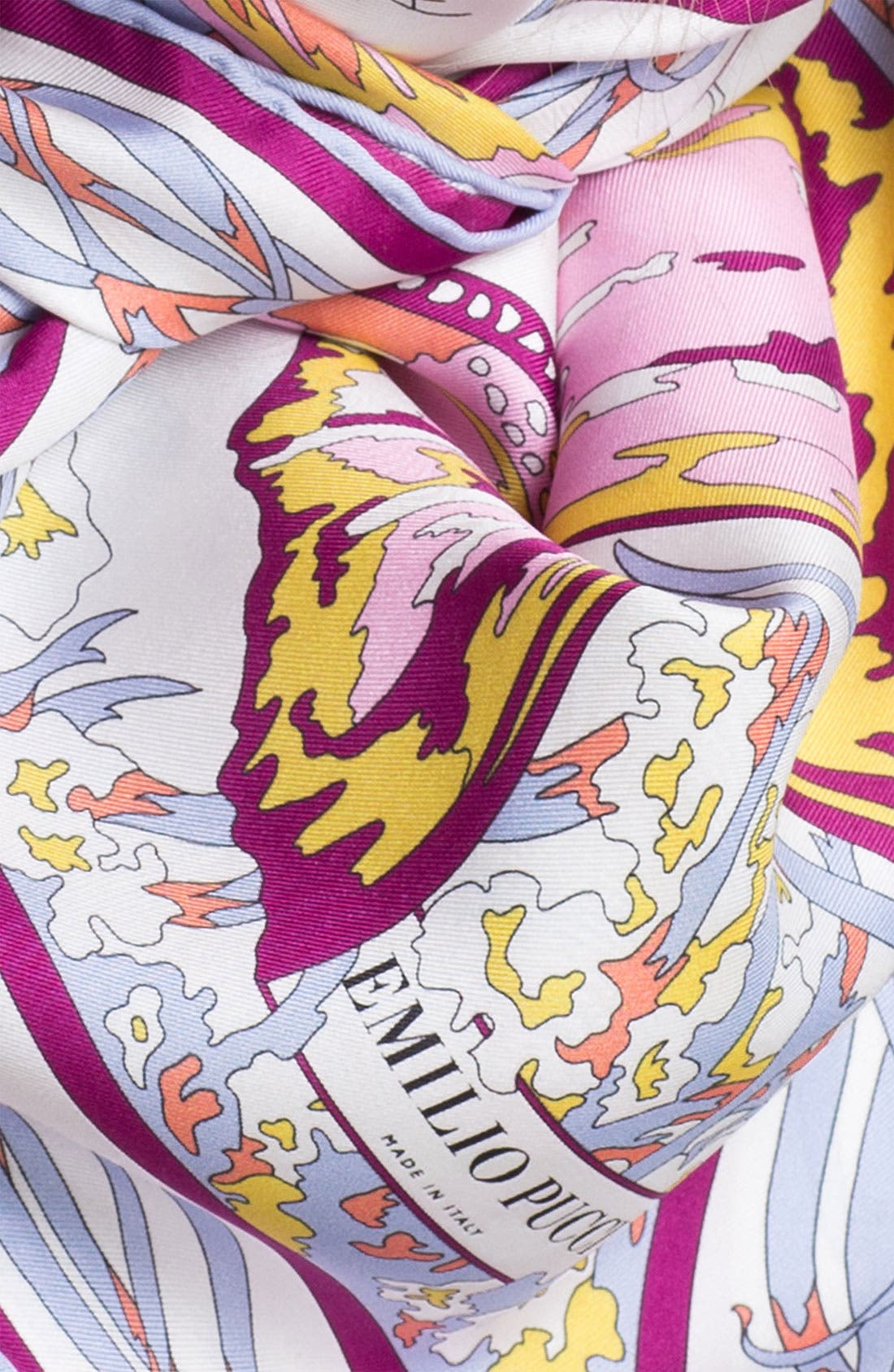 Alternate Image 3  - Emilio Pucci 'Papillon' Silk Scarf