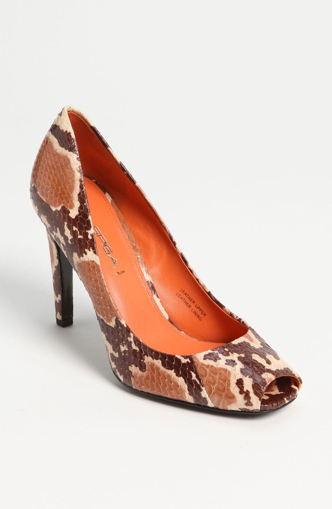 Alternate Image 1 Selected - Via Spiga 'Frankie' Pump