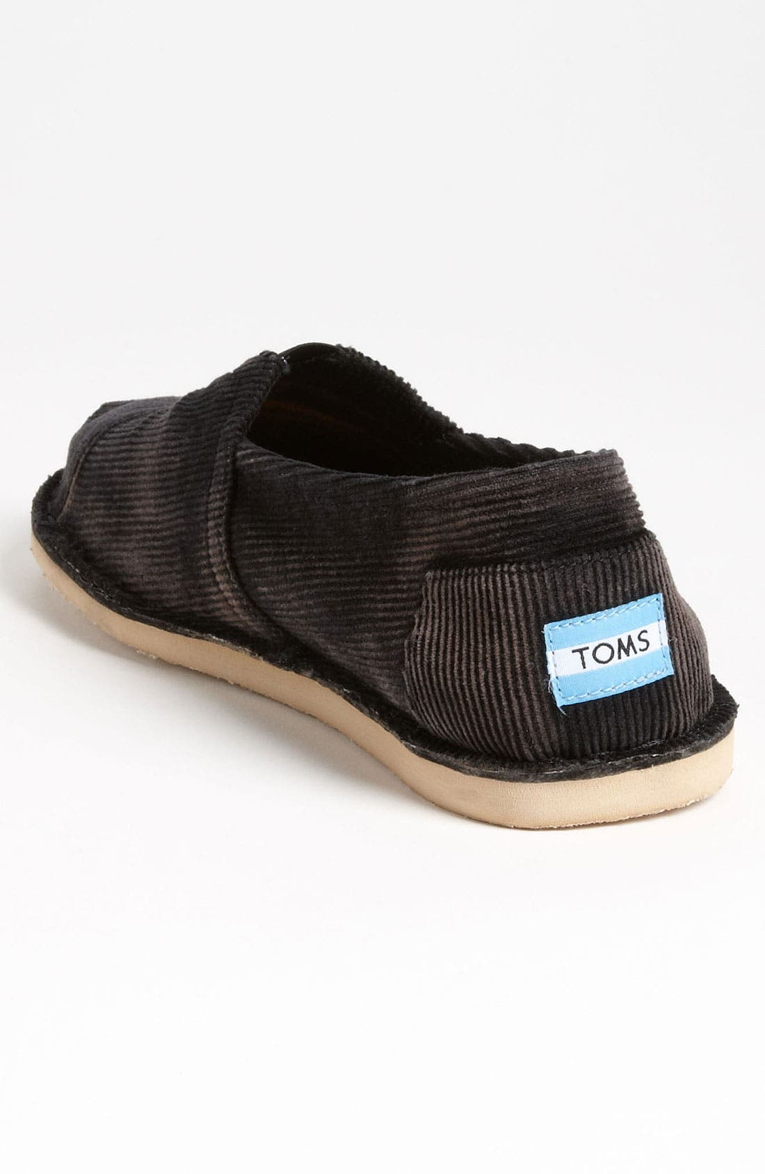 Alternate Image 2  - TOMS 'Stitchout' Stonewash Corduroy Slip-On (Men)