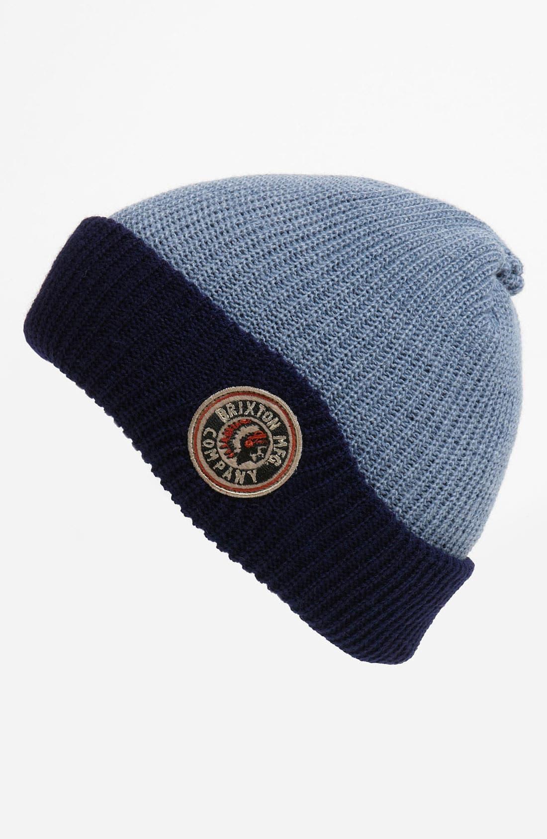 Alternate Image 1 Selected - Brixton 'Saint' Knit Cap