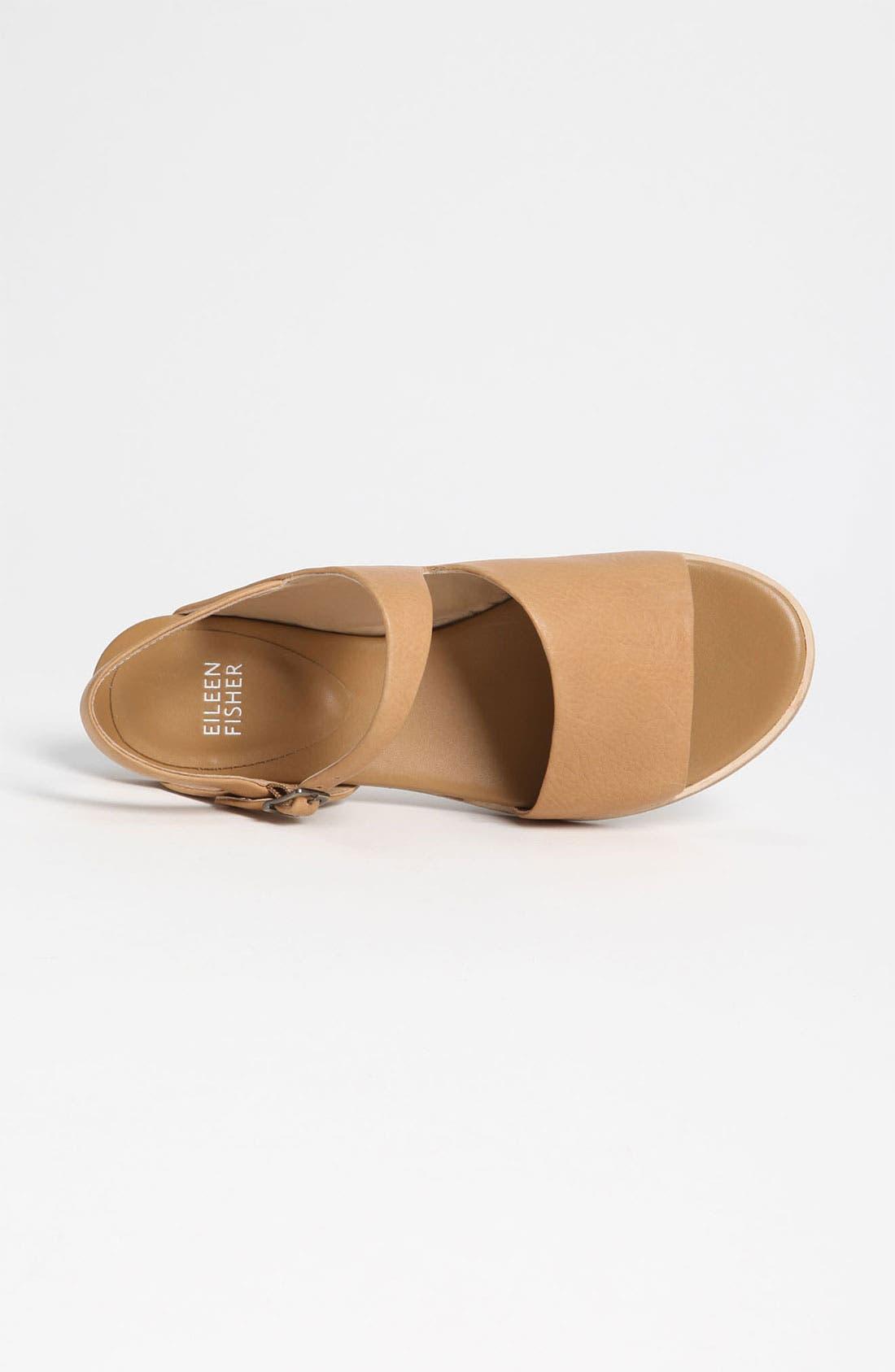 Alternate Image 3  - Eileen Fisher 'Veer' Sandal