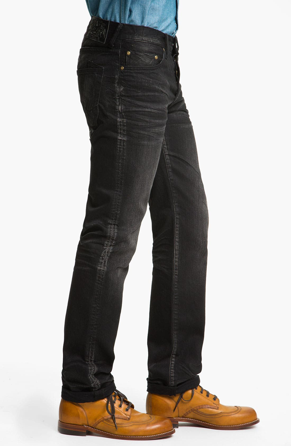 Alternate Image 3  - PRPS 'Rambler' Slim Fit Jeans (Junko's Summit)