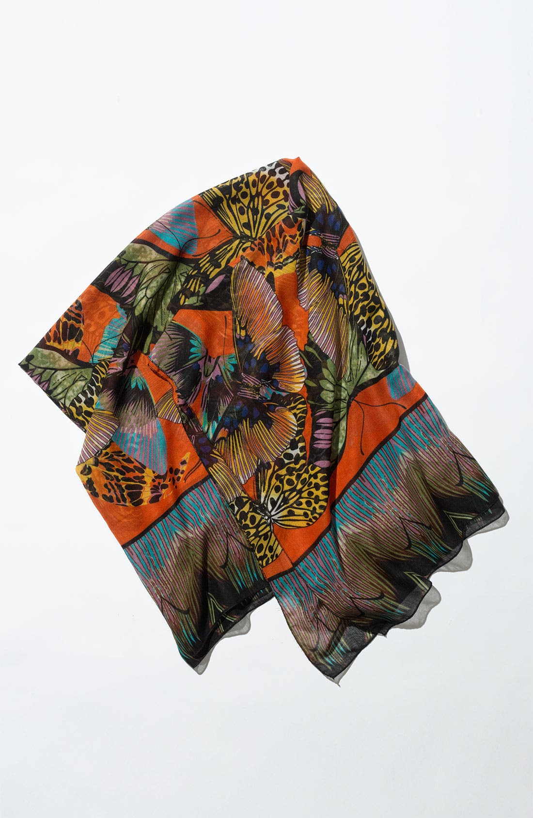 Alternate Image 2  - Tasha 'Butterfly Madness' Scarf