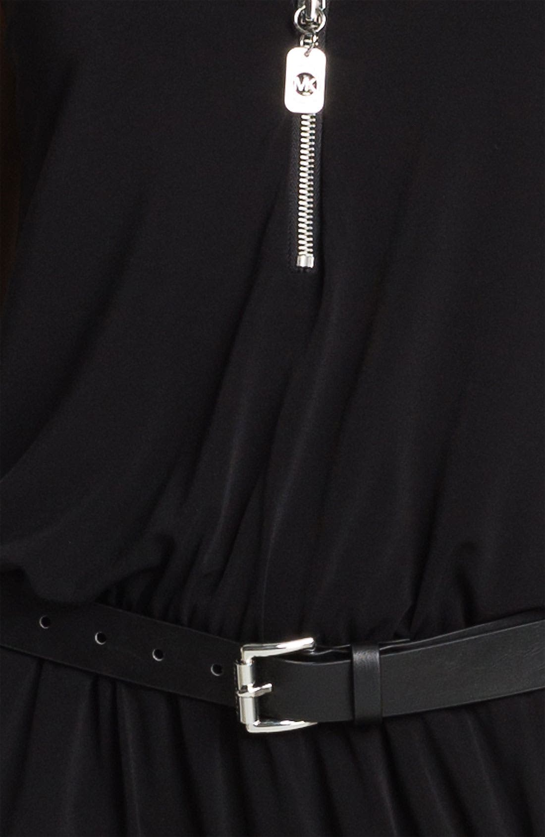 Alternate Image 3  - MICHAEL Michael Kors Zip Front Jumpsuit