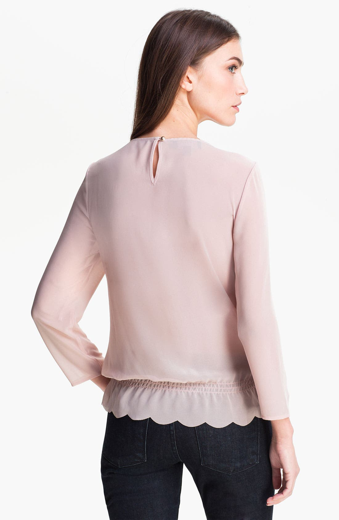 Alternate Image 2  - Ted Baker London Ruffle Top