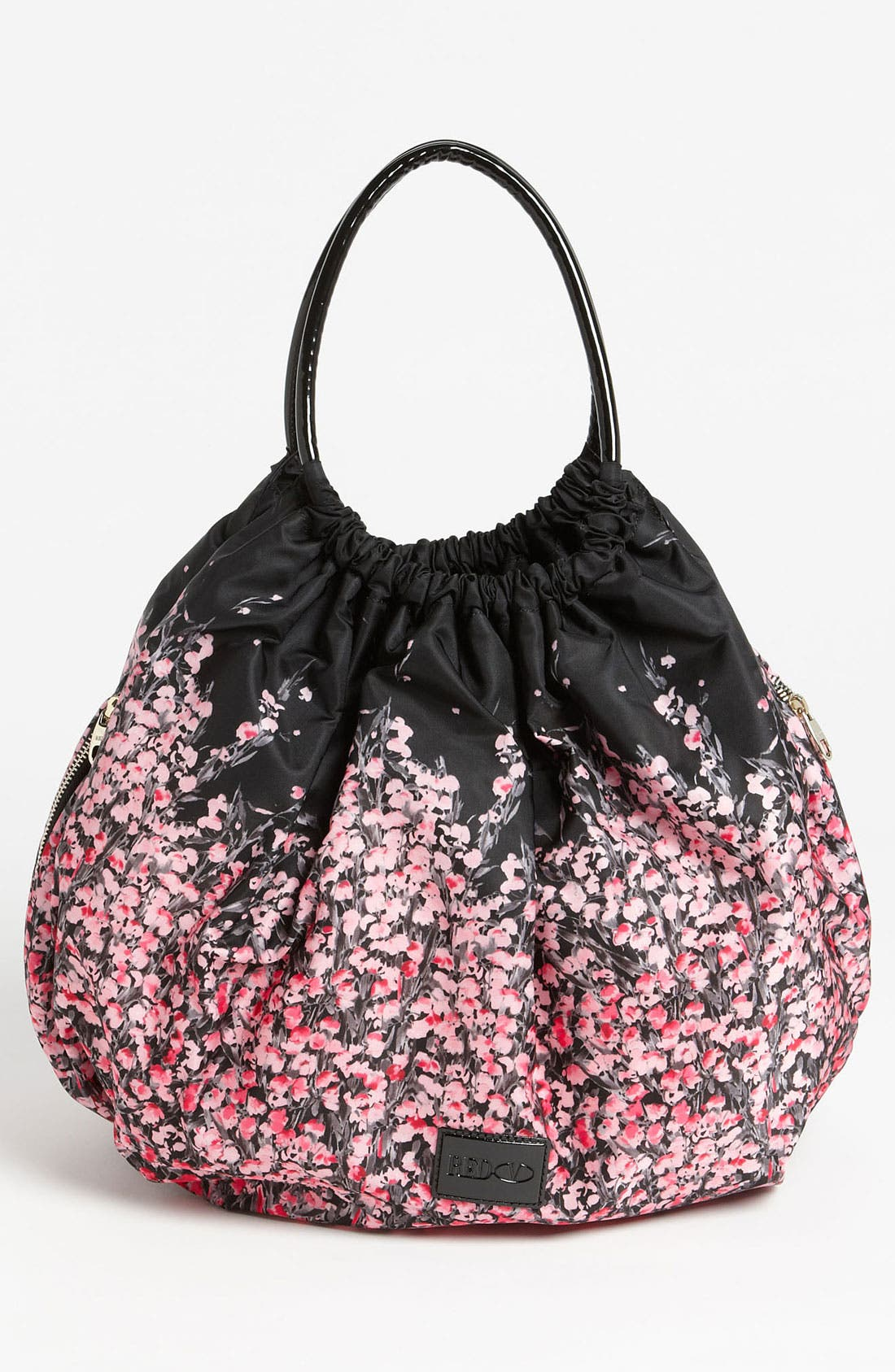 Alternate Image 4  - RED Valentino 'Lily of the Valley' Print Balloon Bag