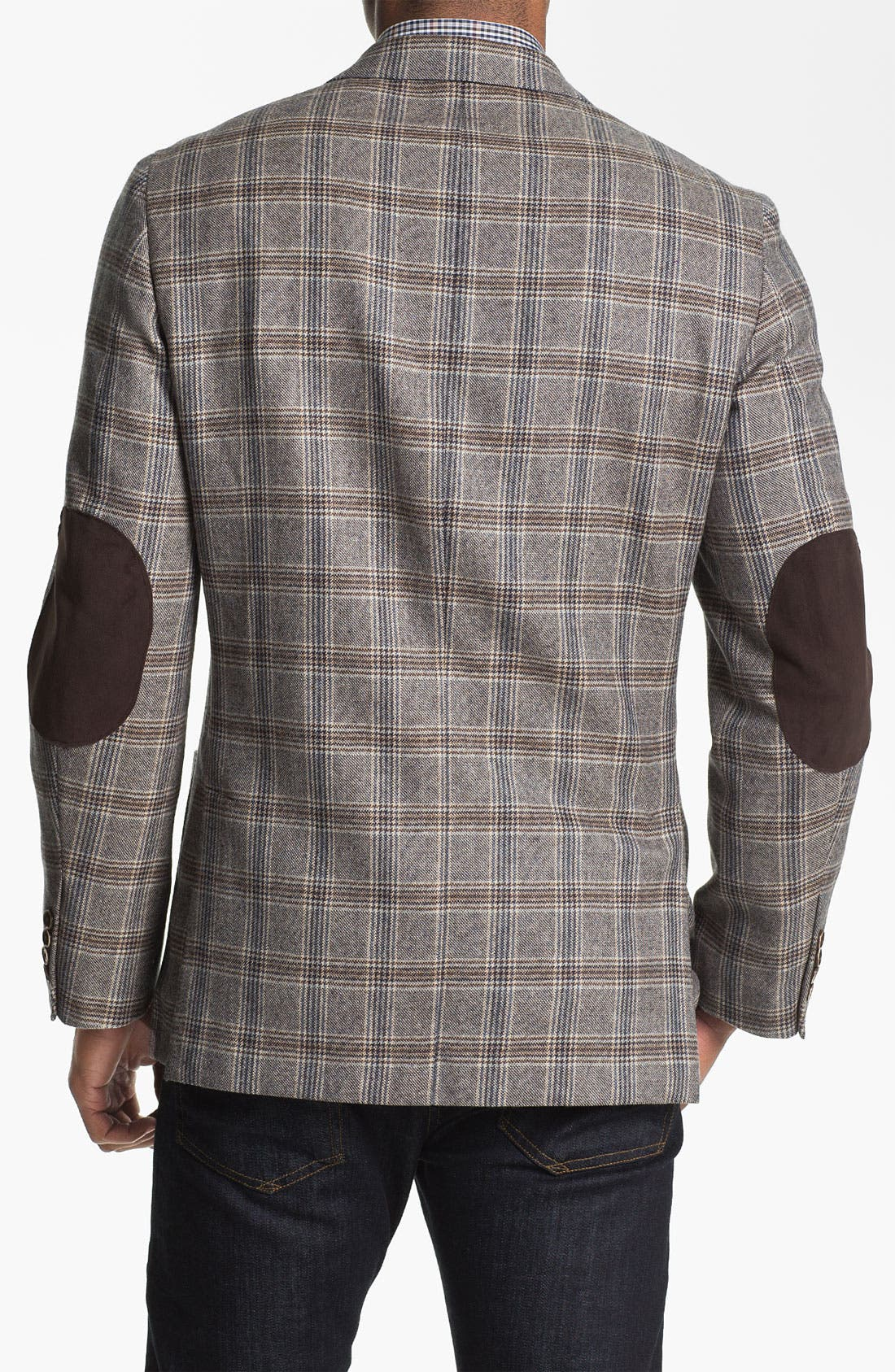 Alternate Image 2  - Peter Millar Wool Sportcoat