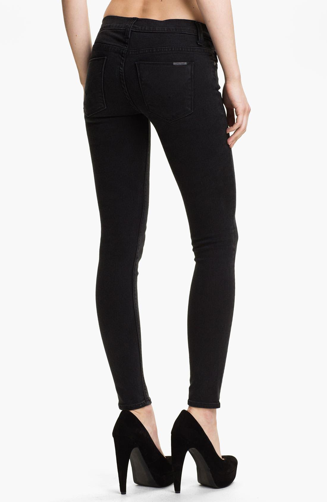 Alternate Image 2  - Hudson Jeans 'Krista' Super Skinny Jeans (Maiden)