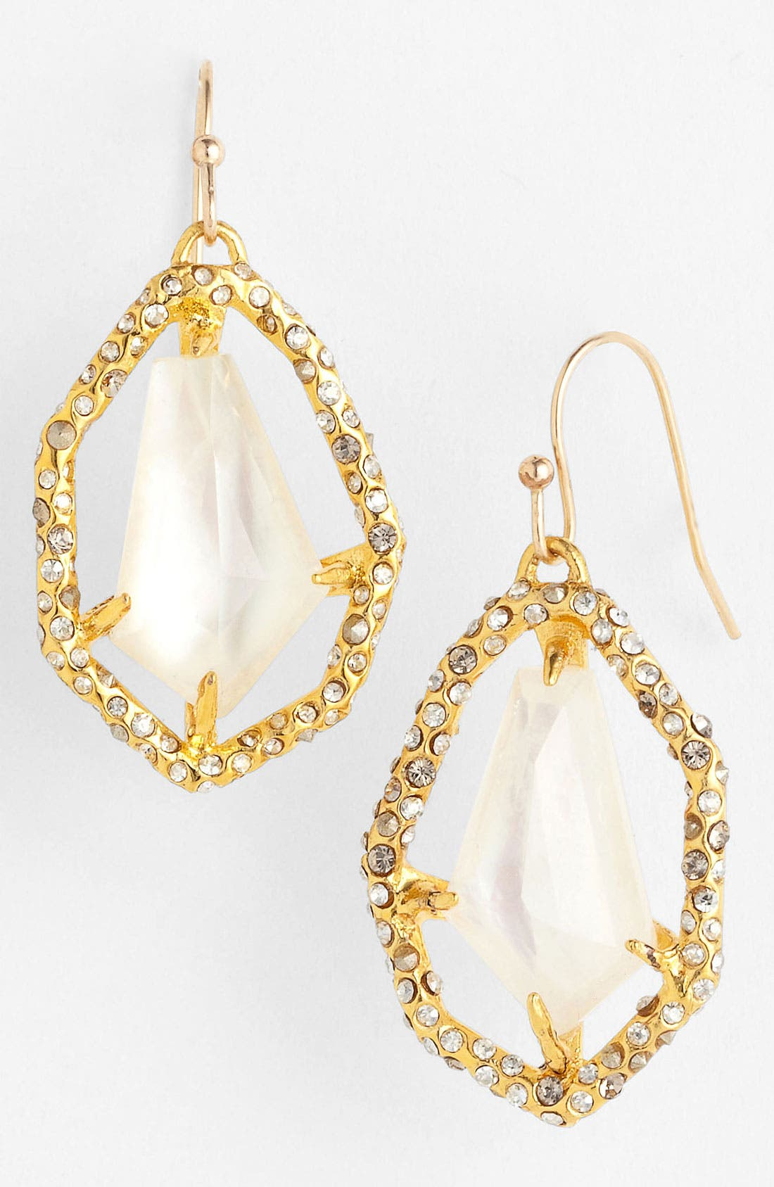 Alternate Image 1 Selected - Alexis Bittar 'Miss Havisham - Bel Air' Drop Earrings (Nordstrom Exclusive)
