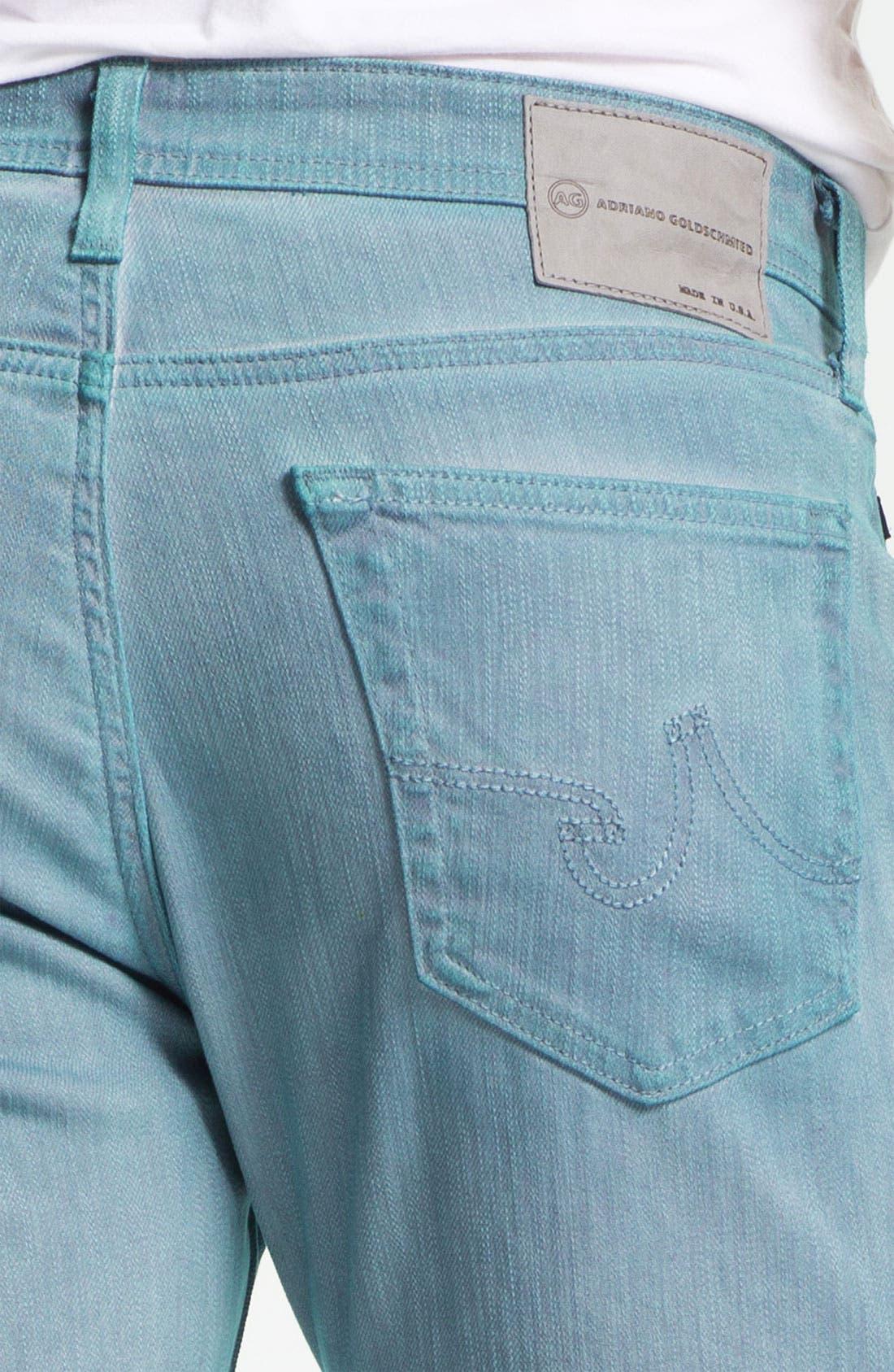 Alternate Image 4  - AG Jeans 'Matchbox' Slim Fit Jeans