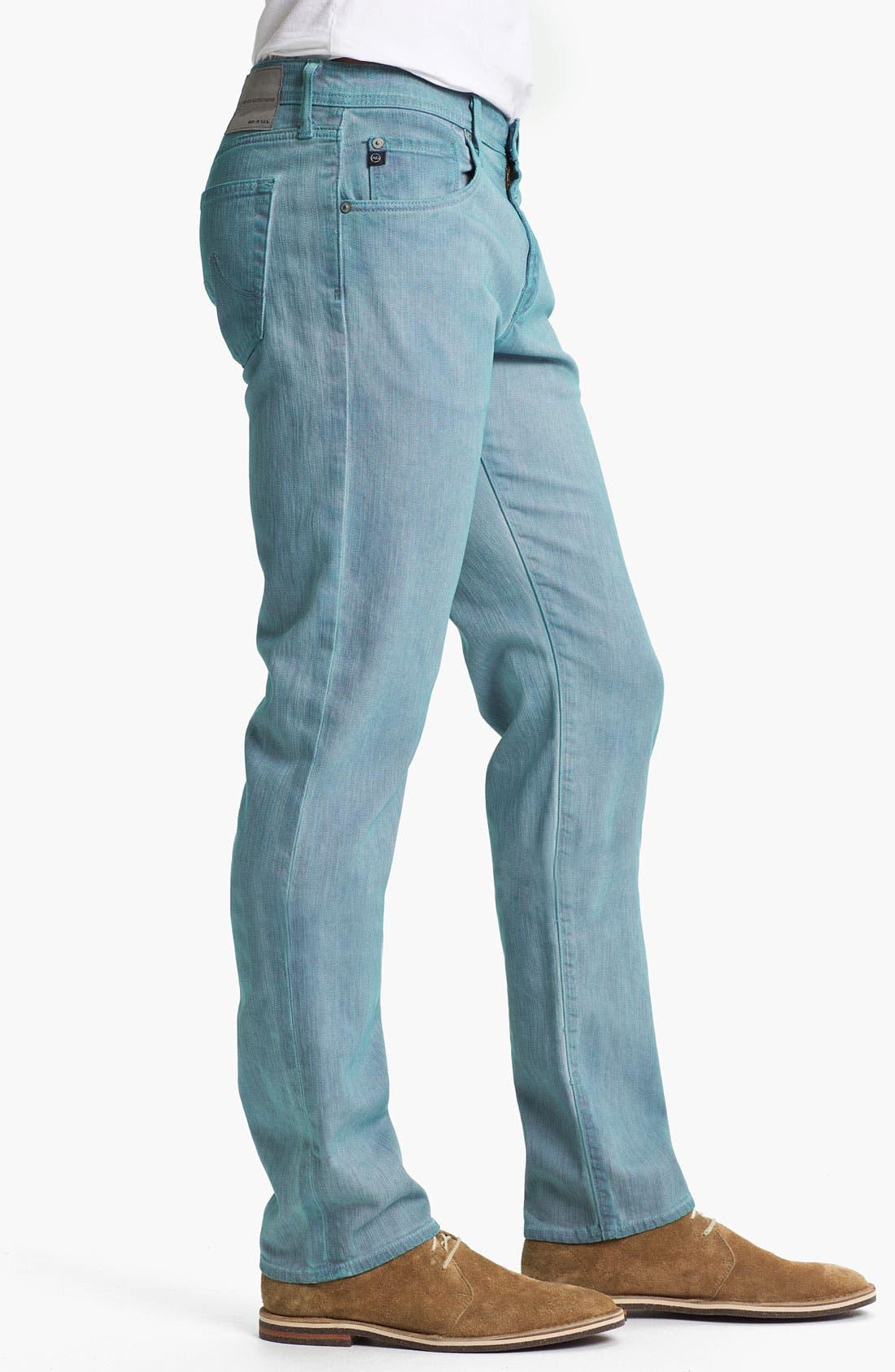 Alternate Image 3  - AG Jeans 'Matchbox' Slim Fit Jeans
