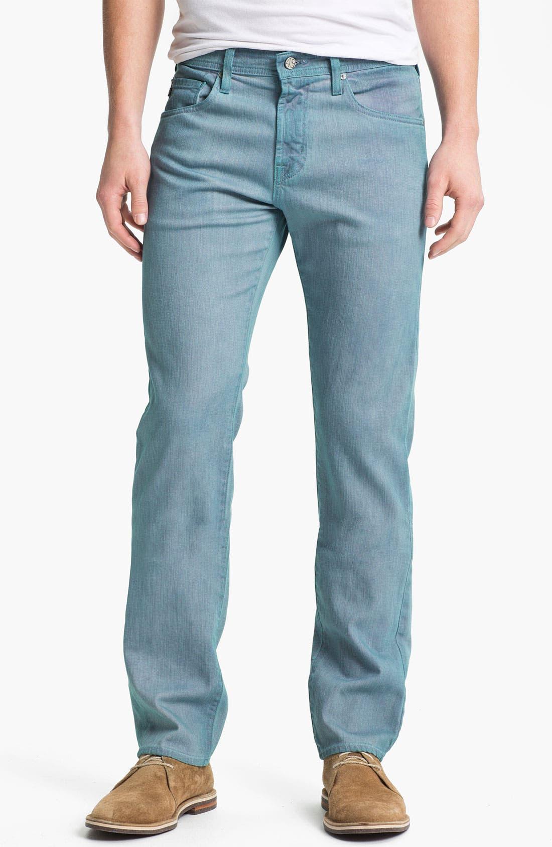 Alternate Image 1 Selected - AG Jeans 'Matchbox' Slim Fit Jeans