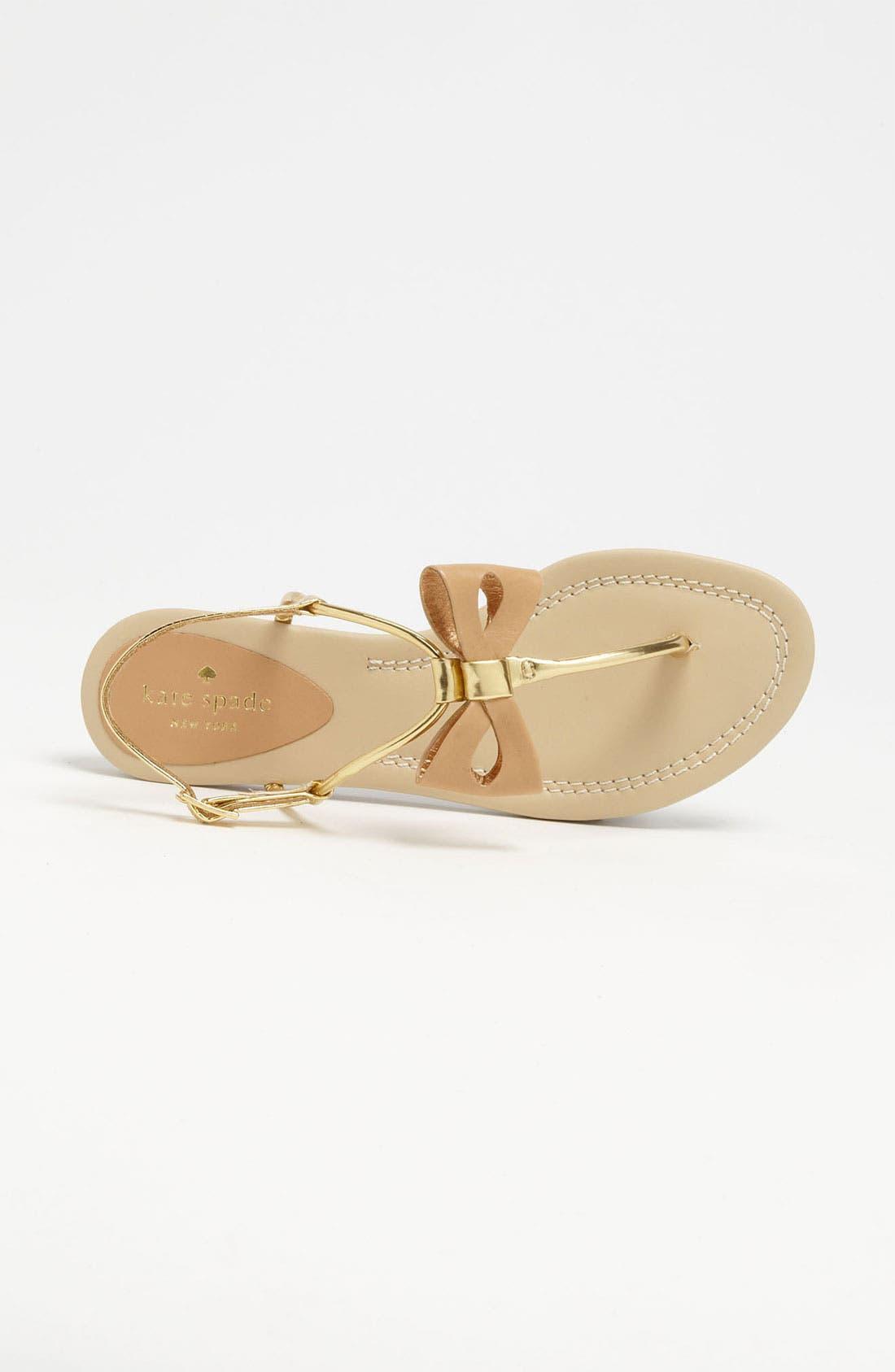 Alternate Image 3  - kate spade new york 'trendy' sandal