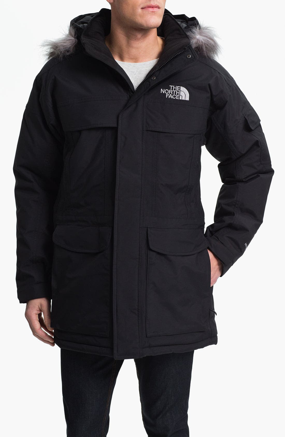 Alternate Image 1 Selected - The North Face 'McMurdo' Waterproof Down Parka