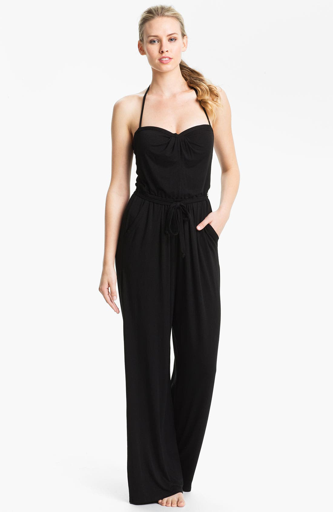 Alternate Image 1 Selected - Robin Piccone Jumpsuit Cover-Up