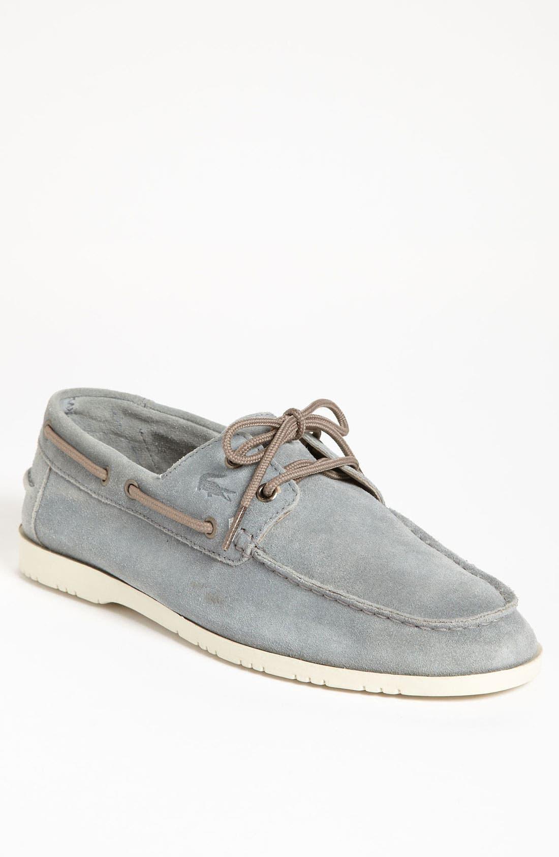 Main Image - Lacoste 'Corbon 4' Boat Shoe