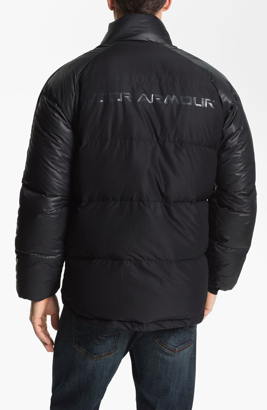 Alternate Image 2  - Under Armour  'Rivalry Storm'  Jacket