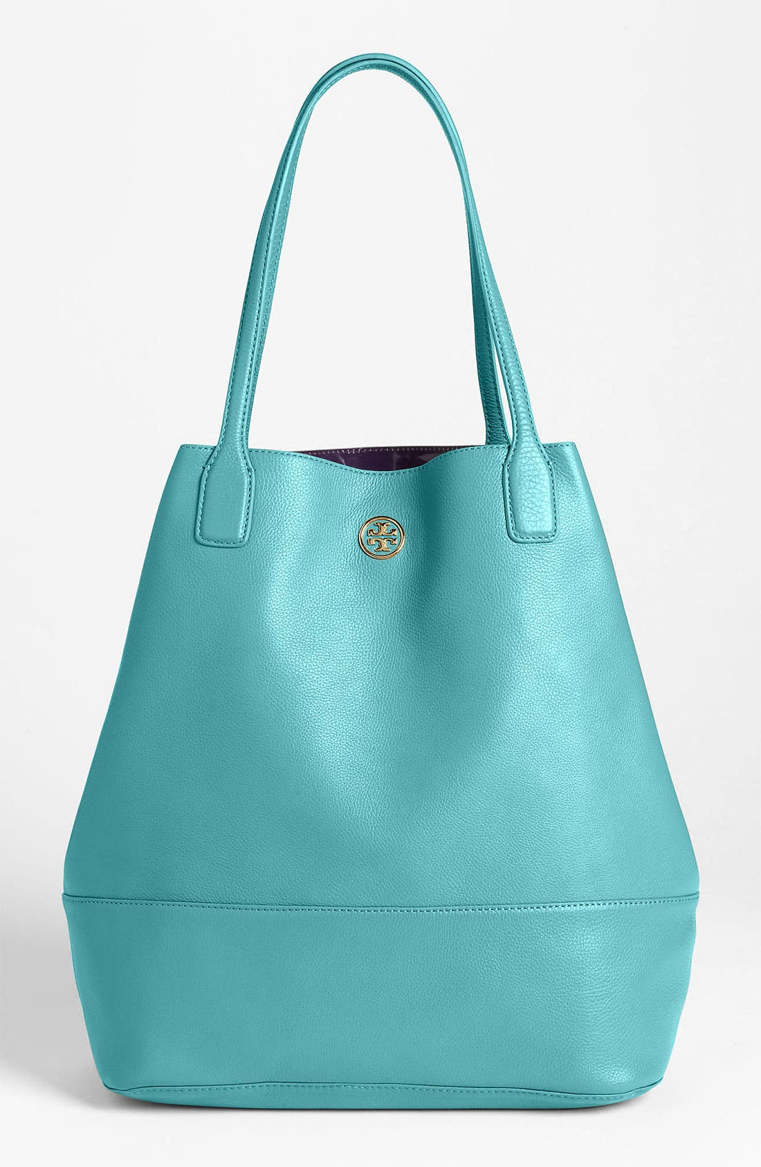 Main Image - Tory Burch 'Michelle Angelux' Leather Tote