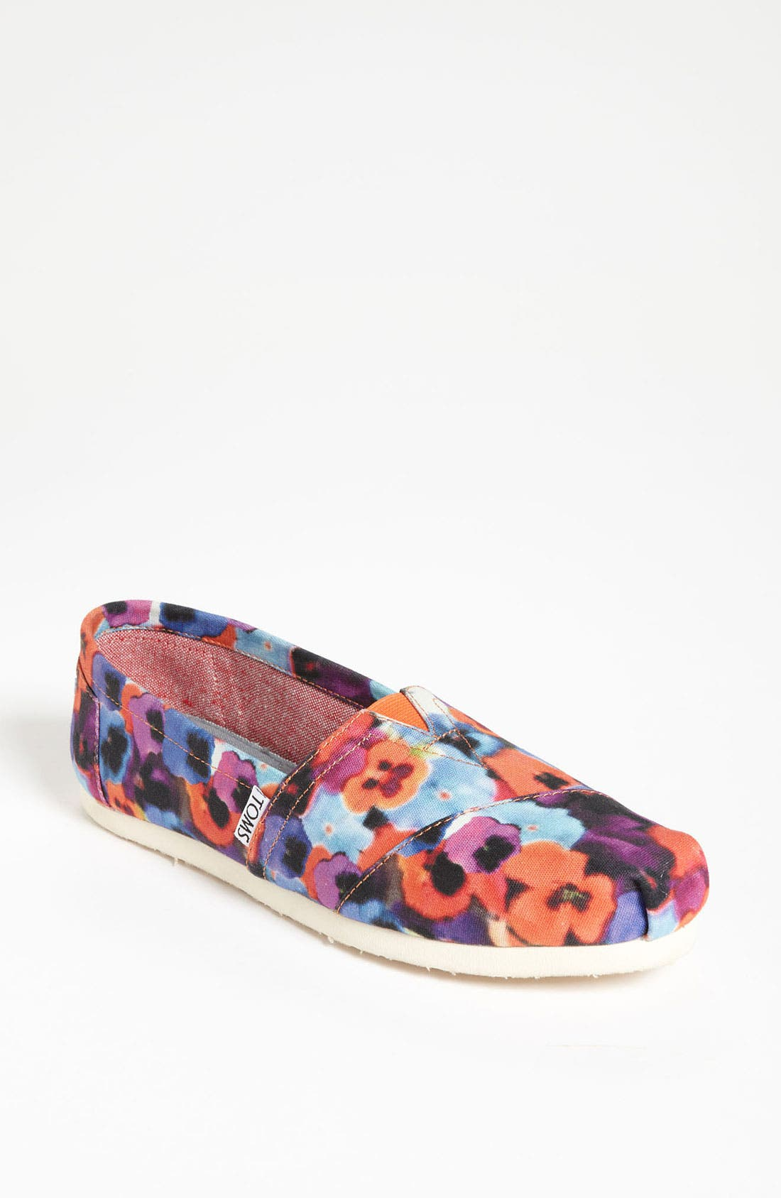 Alternate Image 1 Selected - TOMS 'Classic - Oahu' Slip-On (Women)