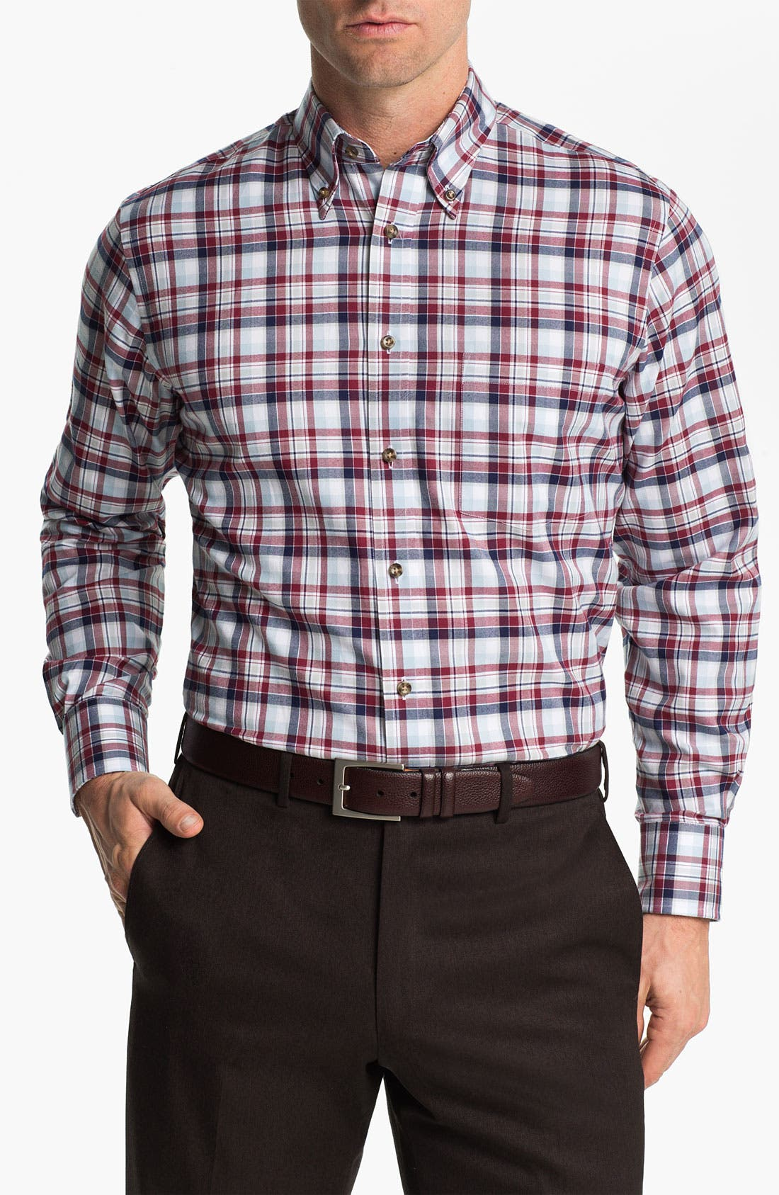 Alternate Image 1 Selected - Maker & Company Sport Shirt (Online Exclusive)