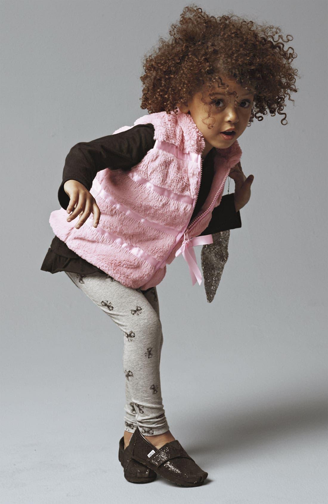 Alternate Image 3  - TA-EAM Skinny Leg Pants (Toddler)
