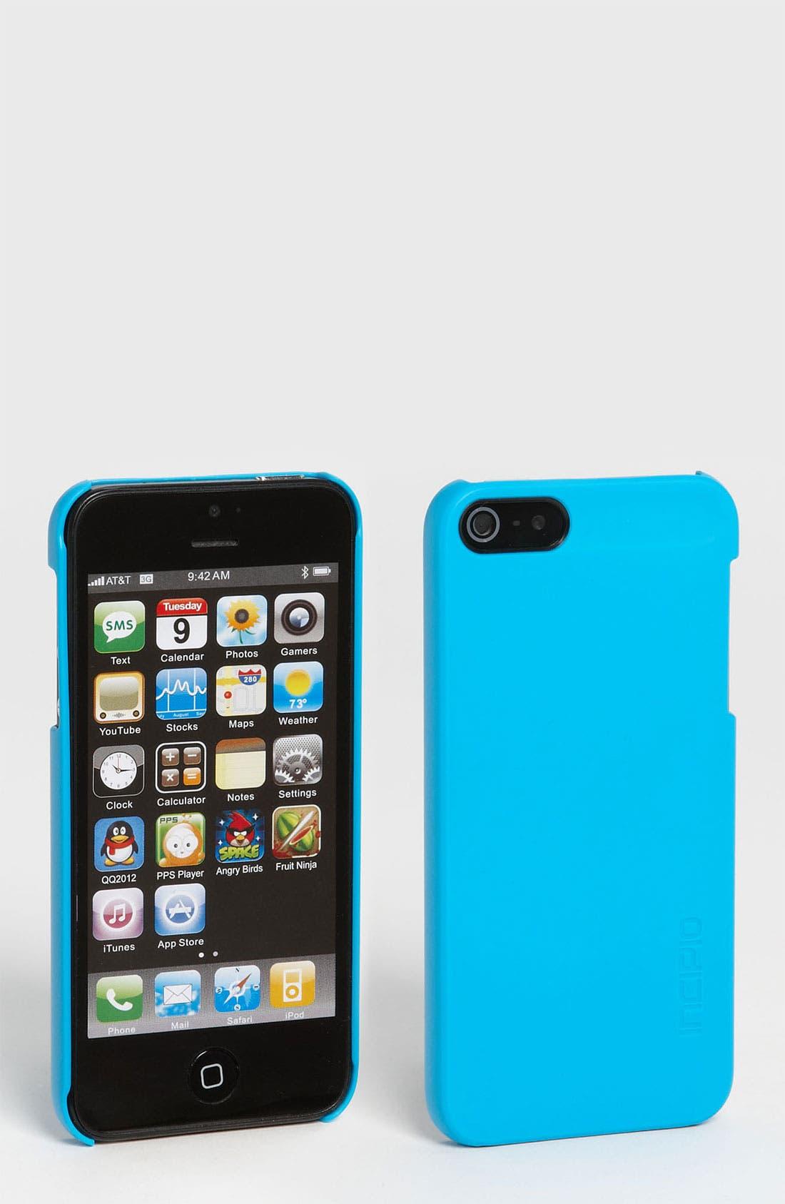 Alternate Image 1 Selected - Incipio 'Feather' iPhone 5 Case