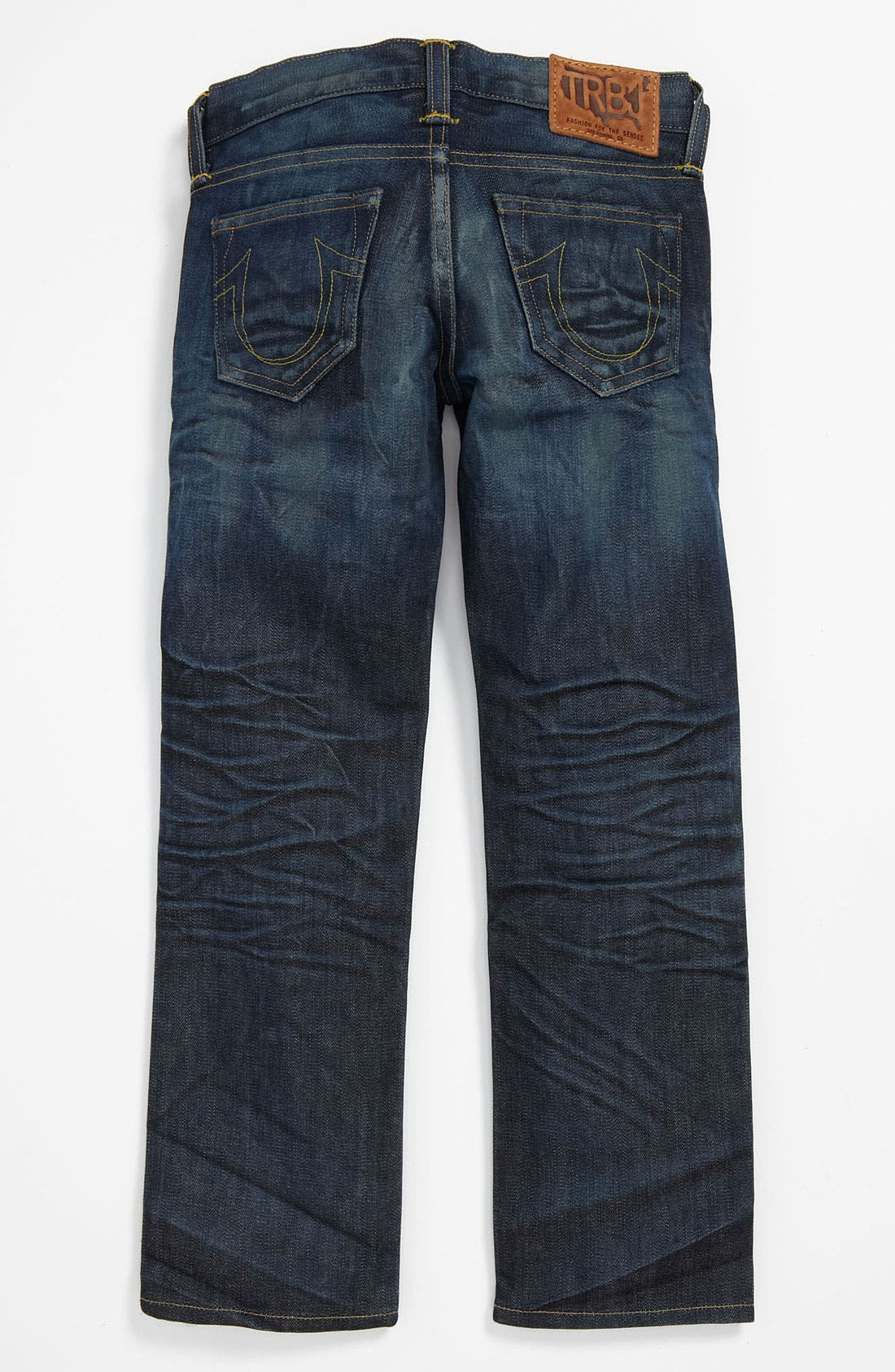 Alternate Image 1 Selected - True Religion Brand Jeans 'Herbie Phoenix' Jeans (Little Boys)
