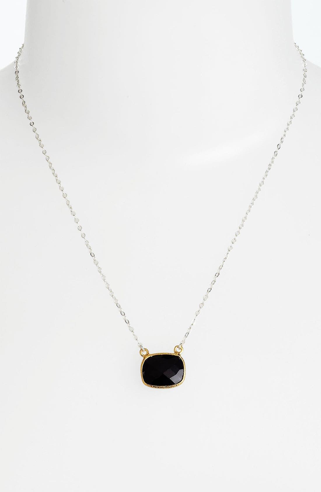 Alternate Image 1 Selected - Argento Vivo 'Bauble Bar' Pendant Necklace (Nordstrom Exclusive)