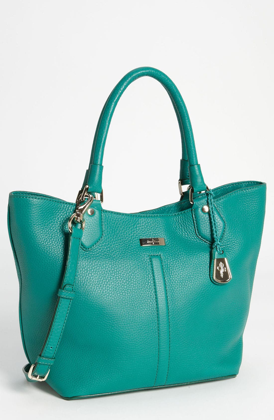 Alternate Image 1 Selected - Cole Haan 'Triangle - Small' Leather Tote