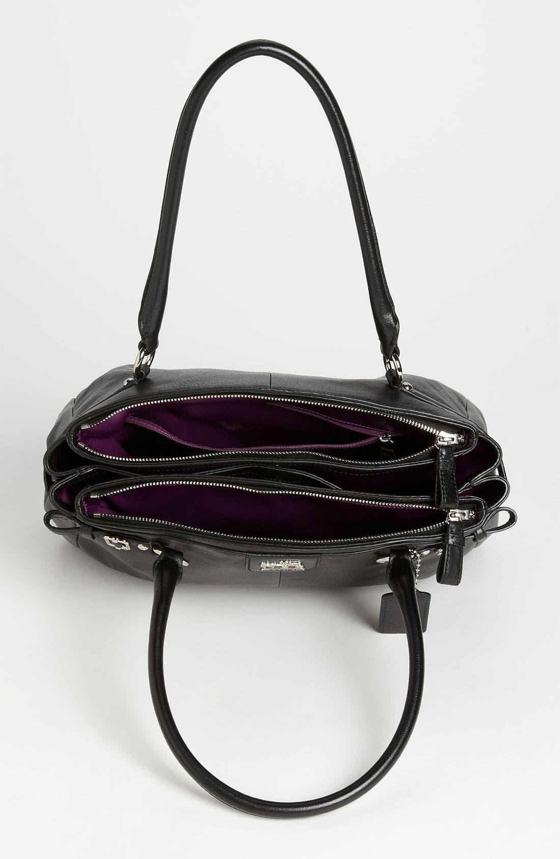 Alternate Image 3  - COACH 'Madison - Kara' Leather Carryall
