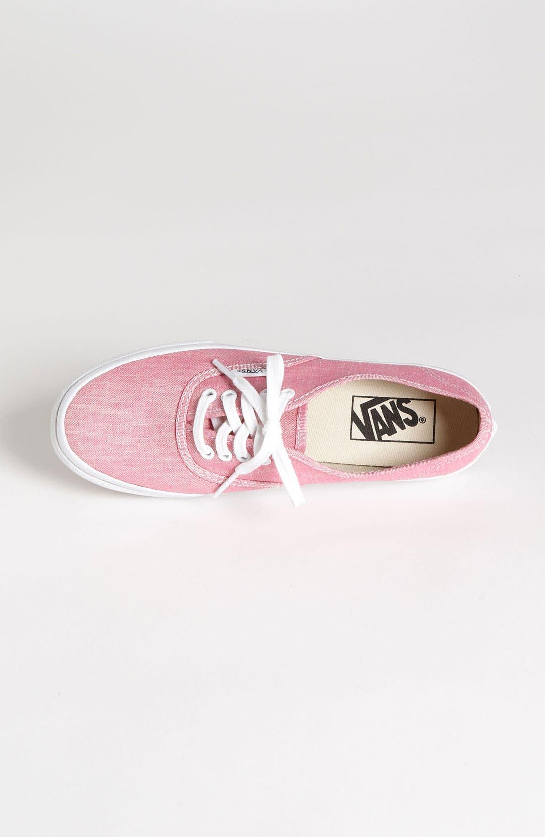 Alternate Image 3  - Vans 'Authentic Slim - Van Doren' Sneaker (Women)