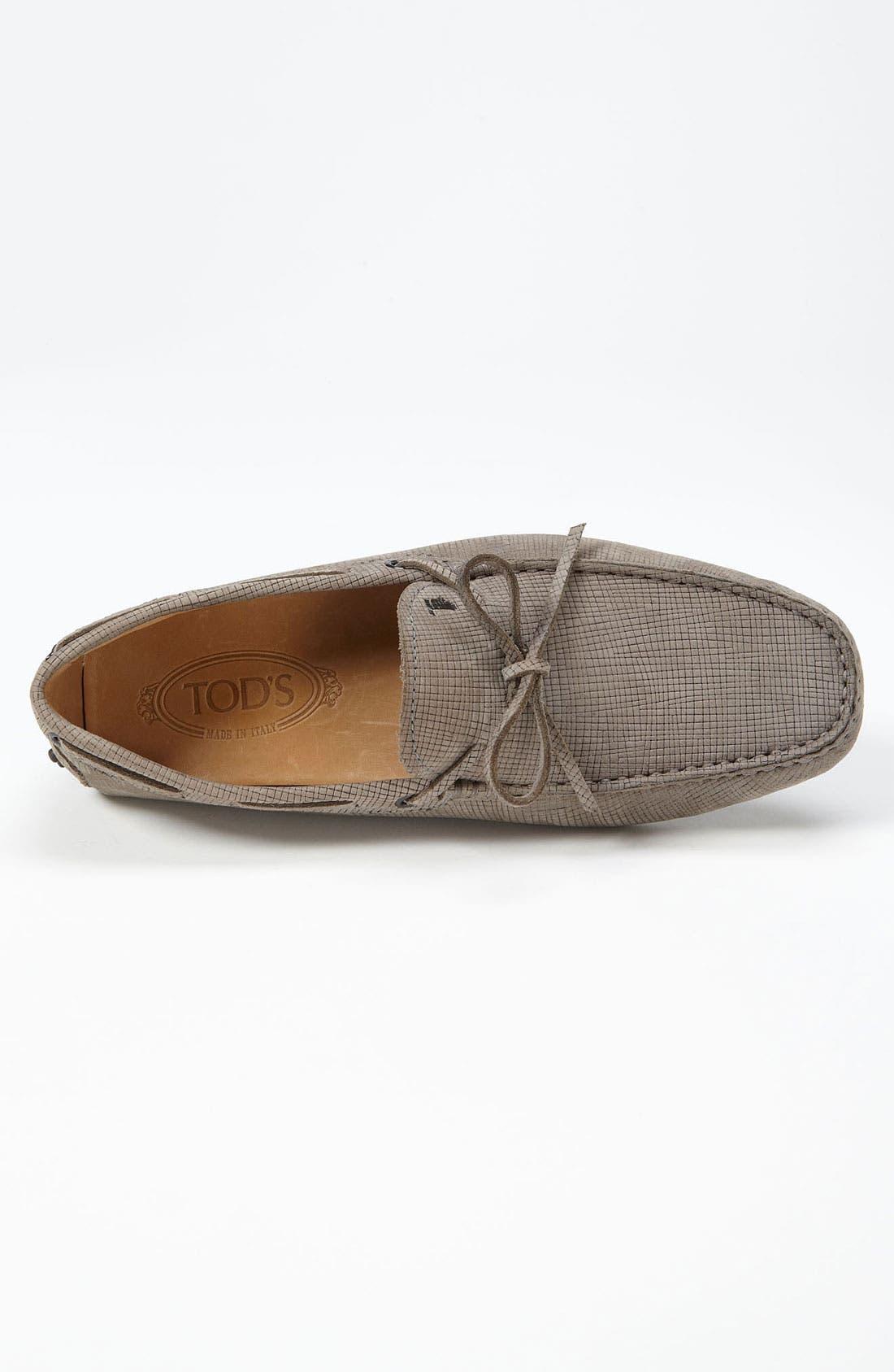 Alternate Image 3  - Tod's 'Giommini' Driving Shoe