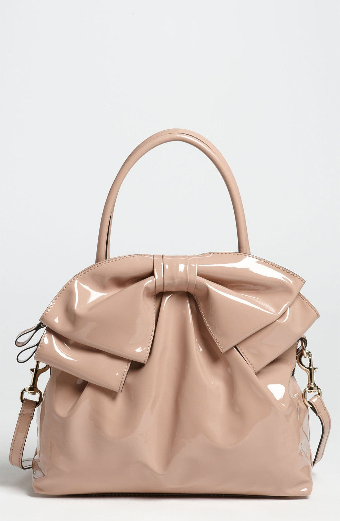 Alternate Image 1 Selected - Valentino 'Lacca Bow' Dome Satchel