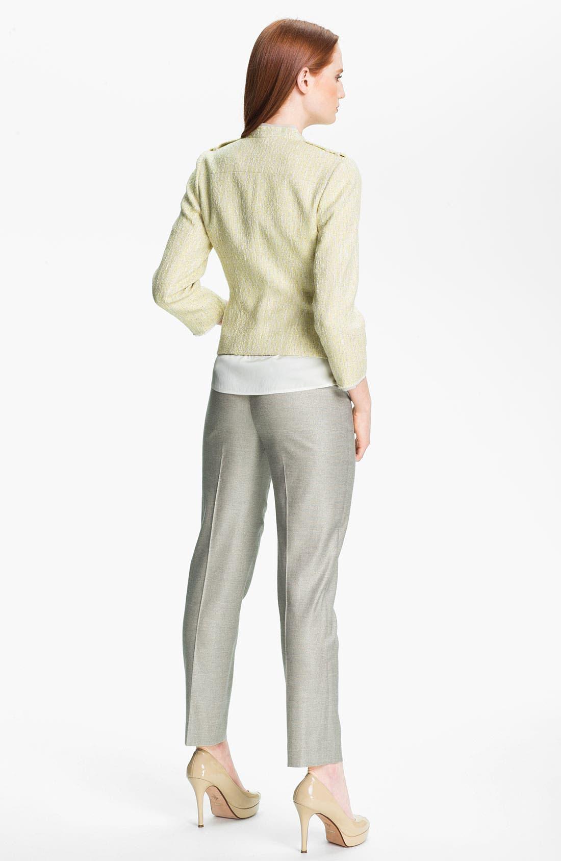 Alternate Image 5  - Classiques Entier 'Luca' Tweed Jacket