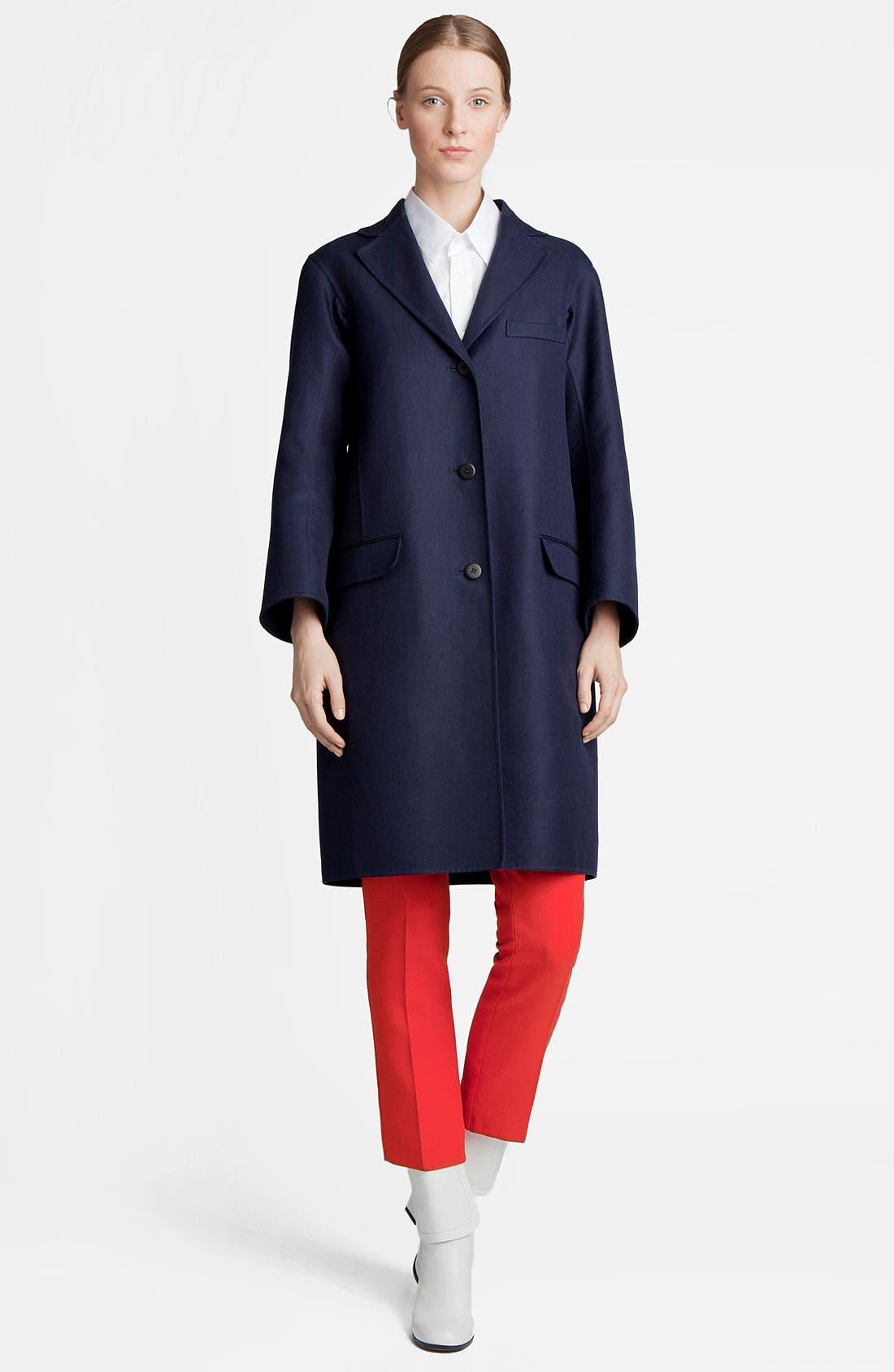Alternate Image 1 Selected - Jil Sander Coat, Shirt & Pants